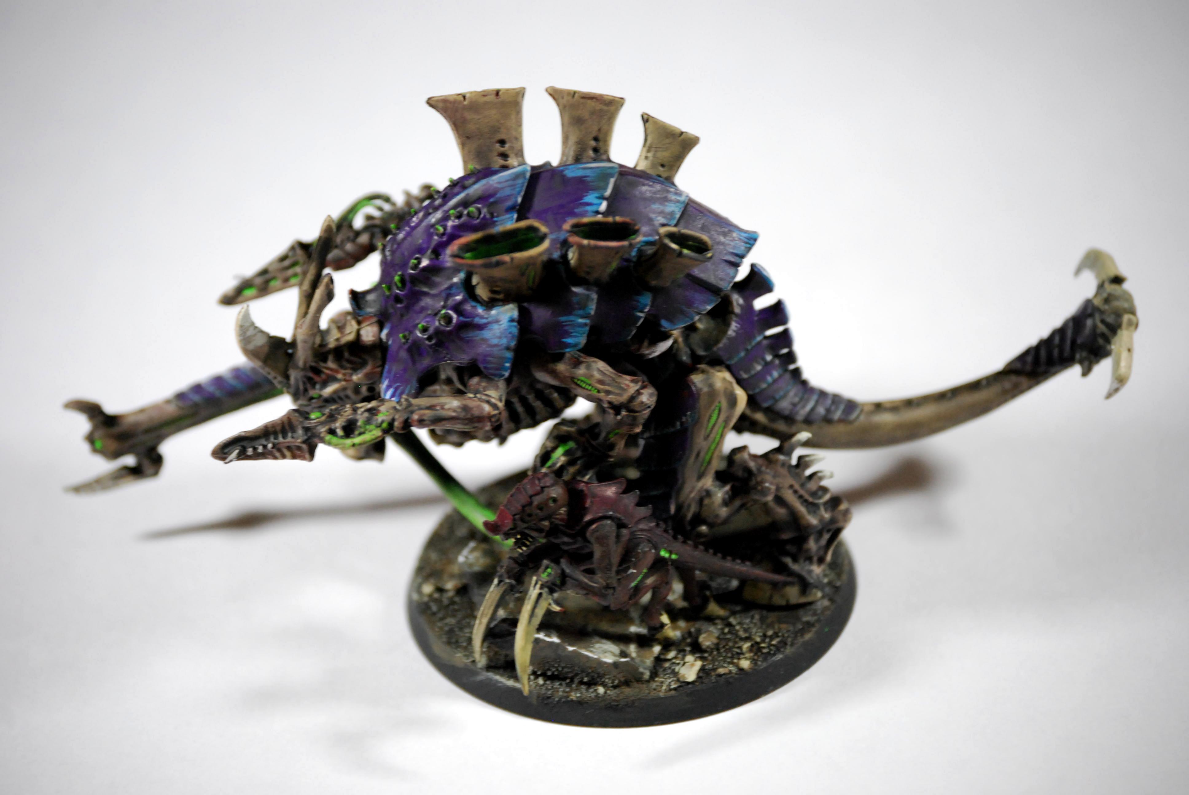 Carnifex, Tyranids, Warhammer 40,000