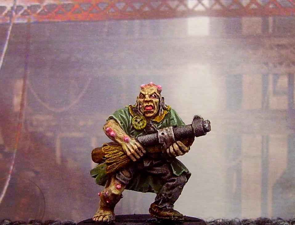 Mutant, Necromunda, Scavy