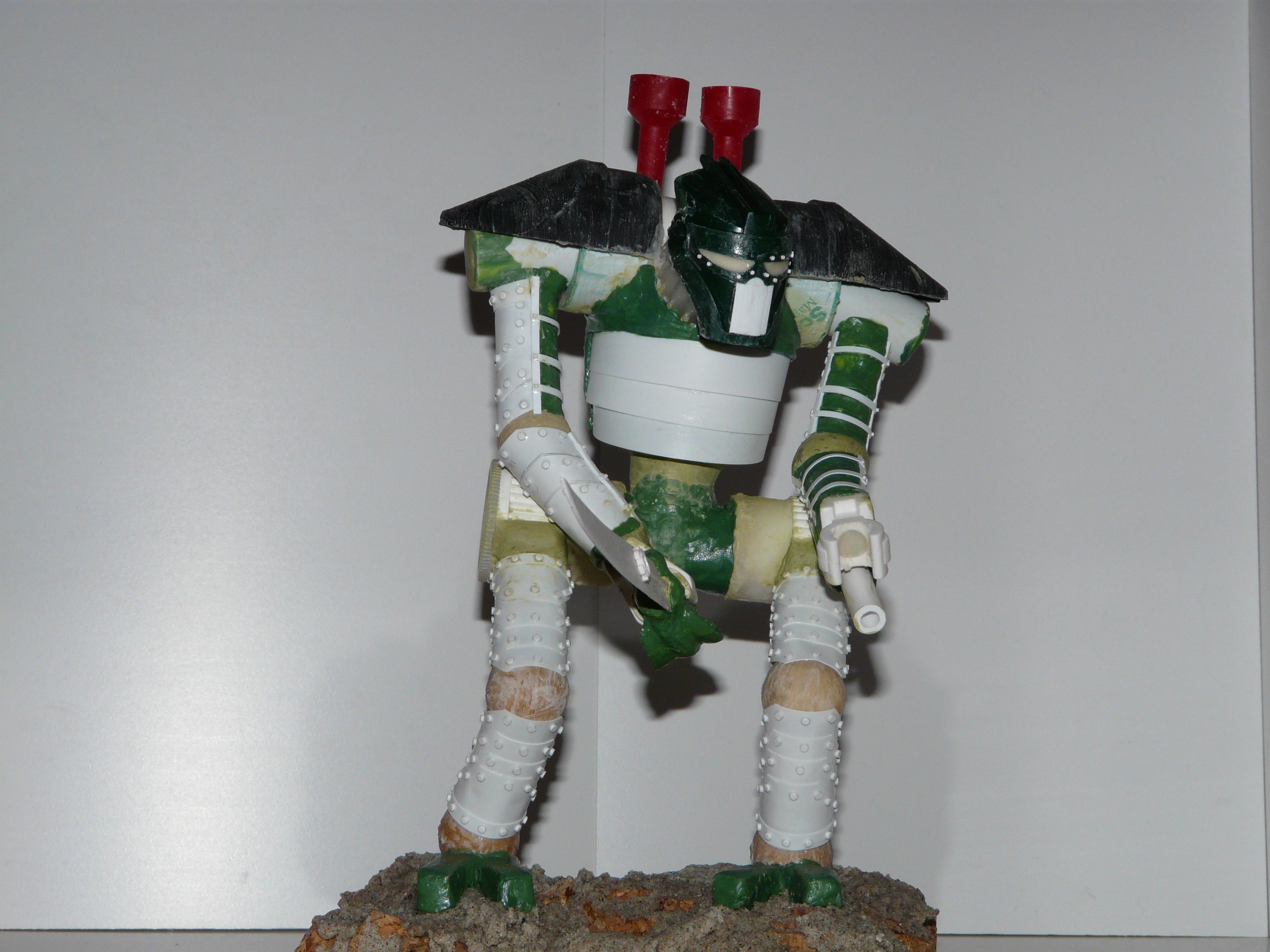 Steampunk, Titan