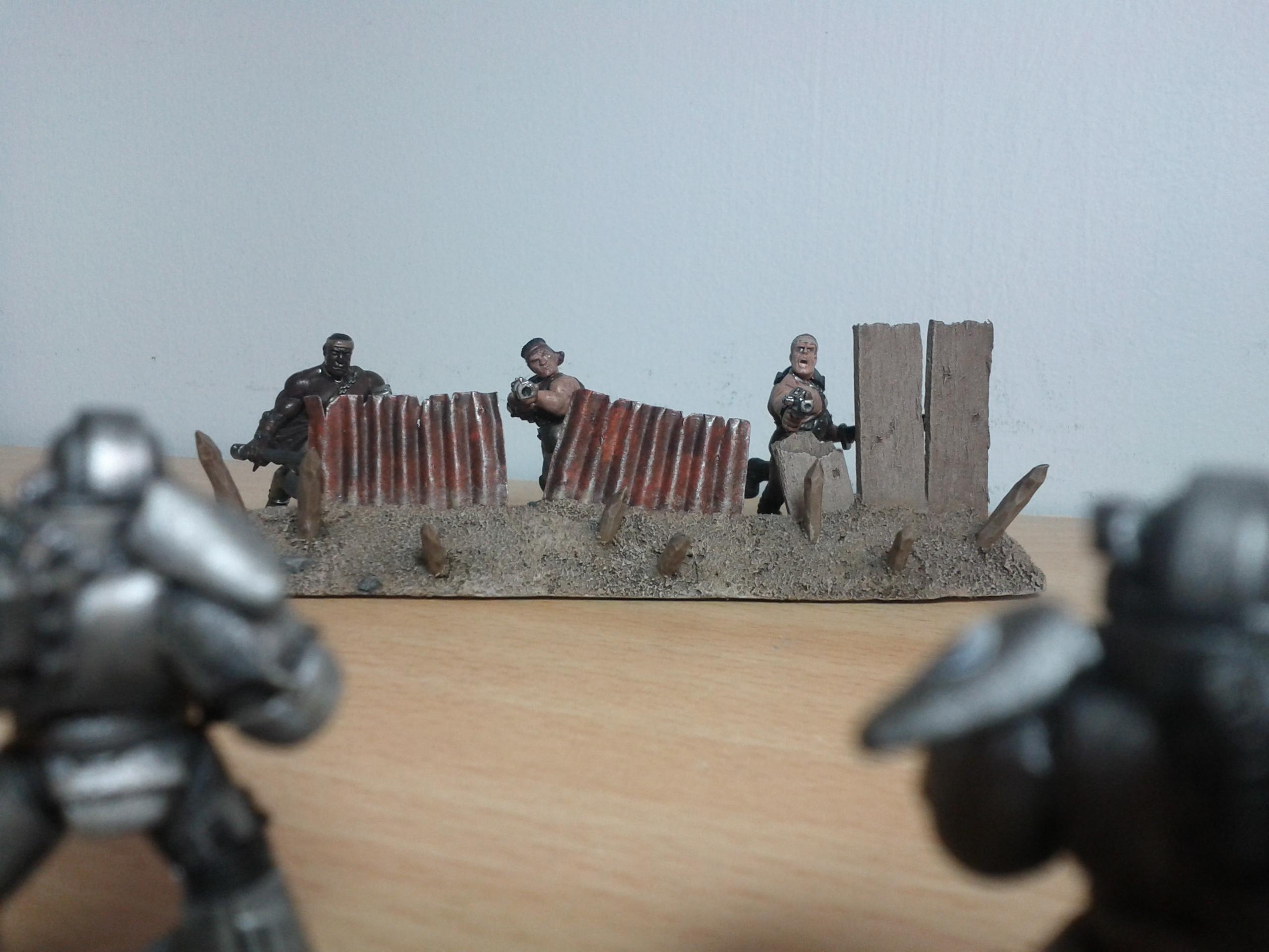 Fallout, Raider Terrain 4
