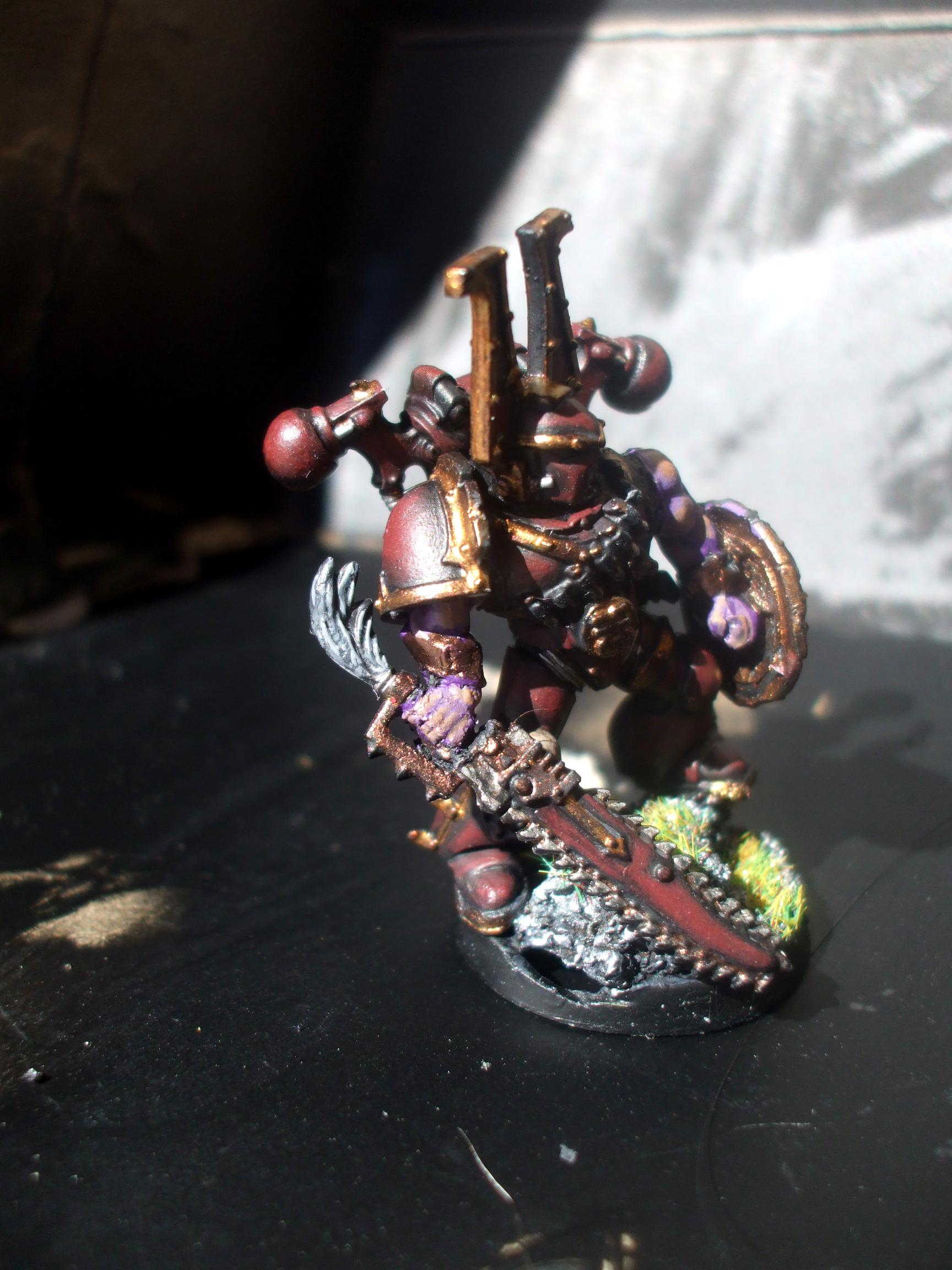 Chaos, Space, Space Marines, Warhammer 40,000