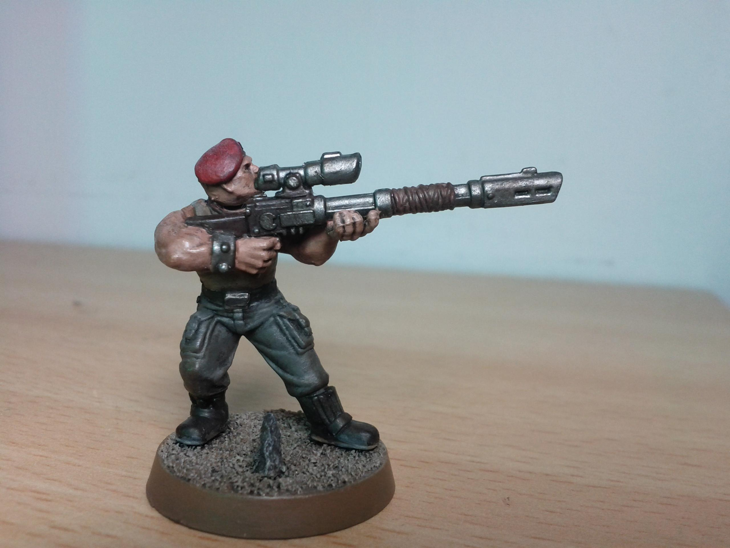 Imperial Guard, Snipers