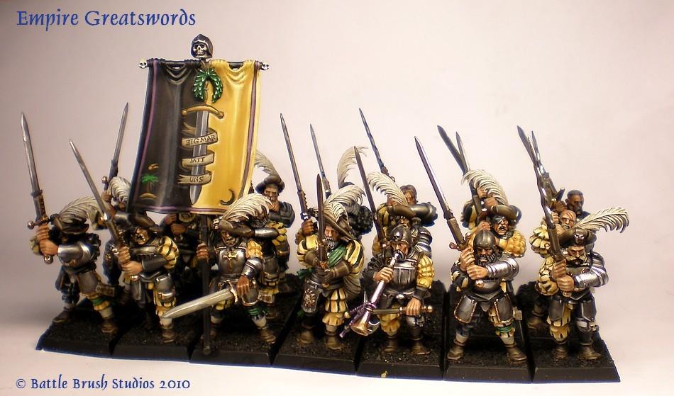 Empire, Warhammer Fantasy, Wfb