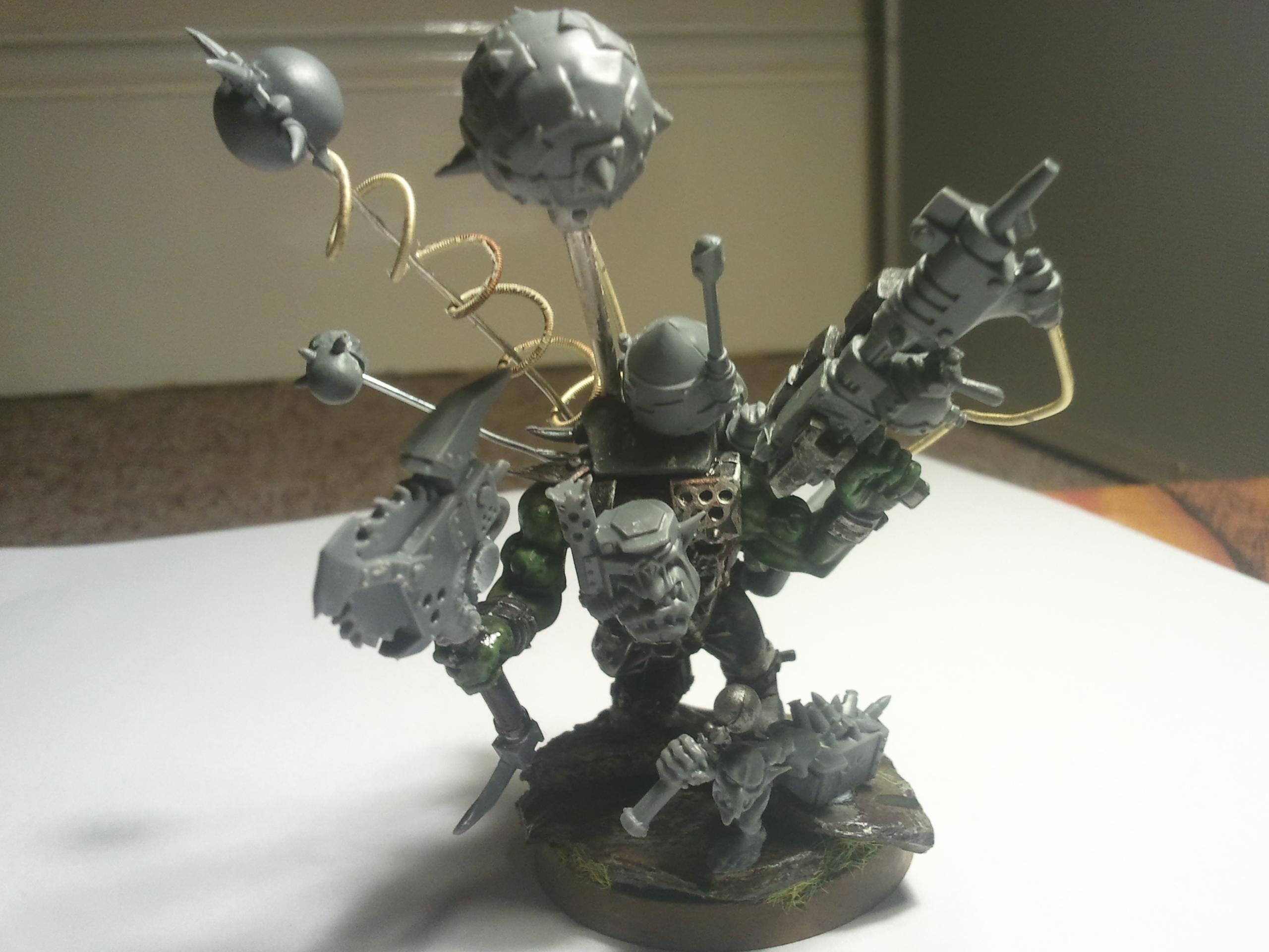 Mekboy, Orks