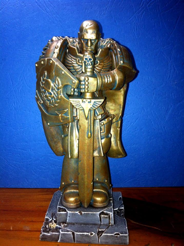 Bronze, Honoured Imperium, Terrain