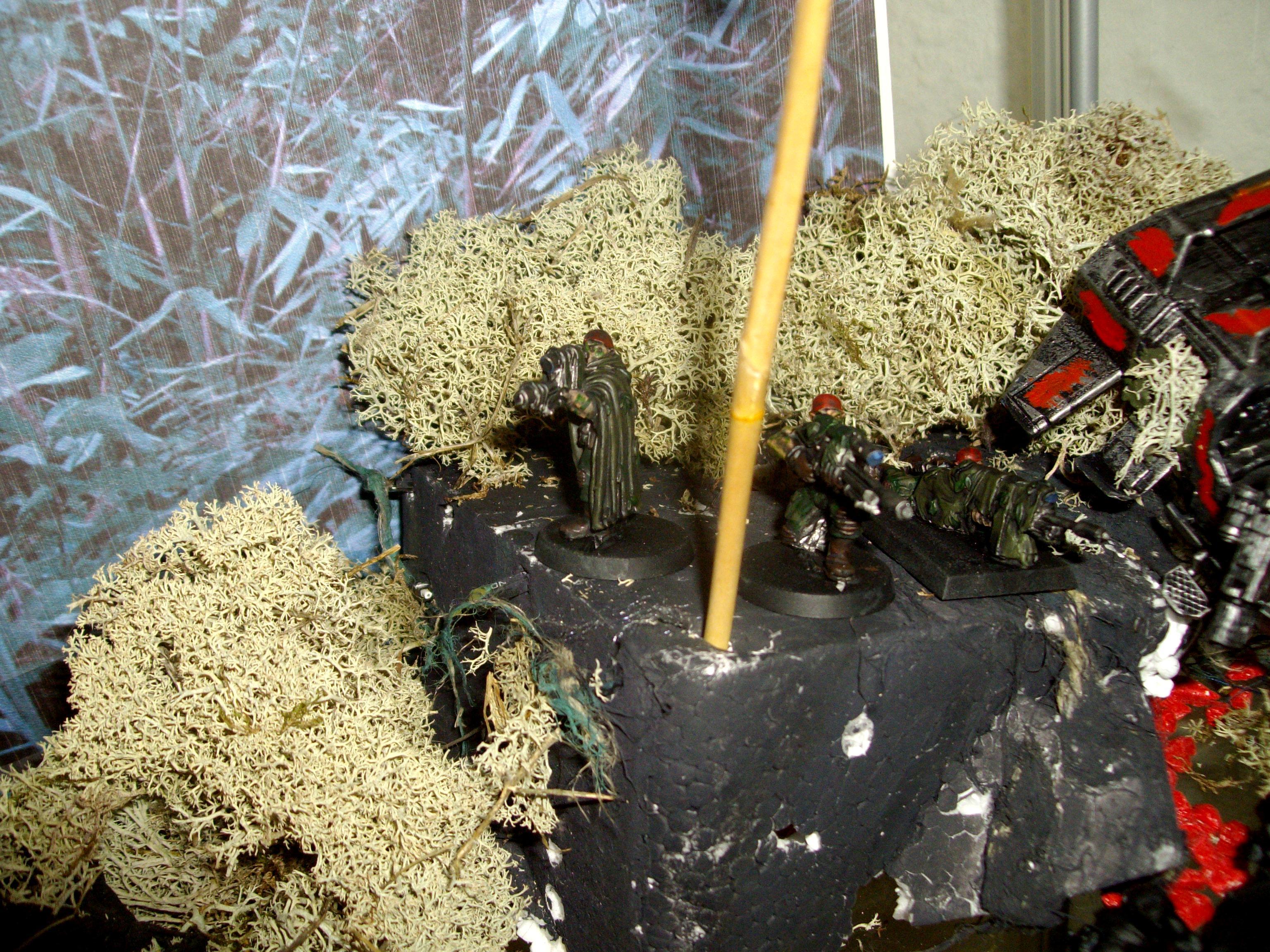 Catachan Snipers, Warhammer 40,000