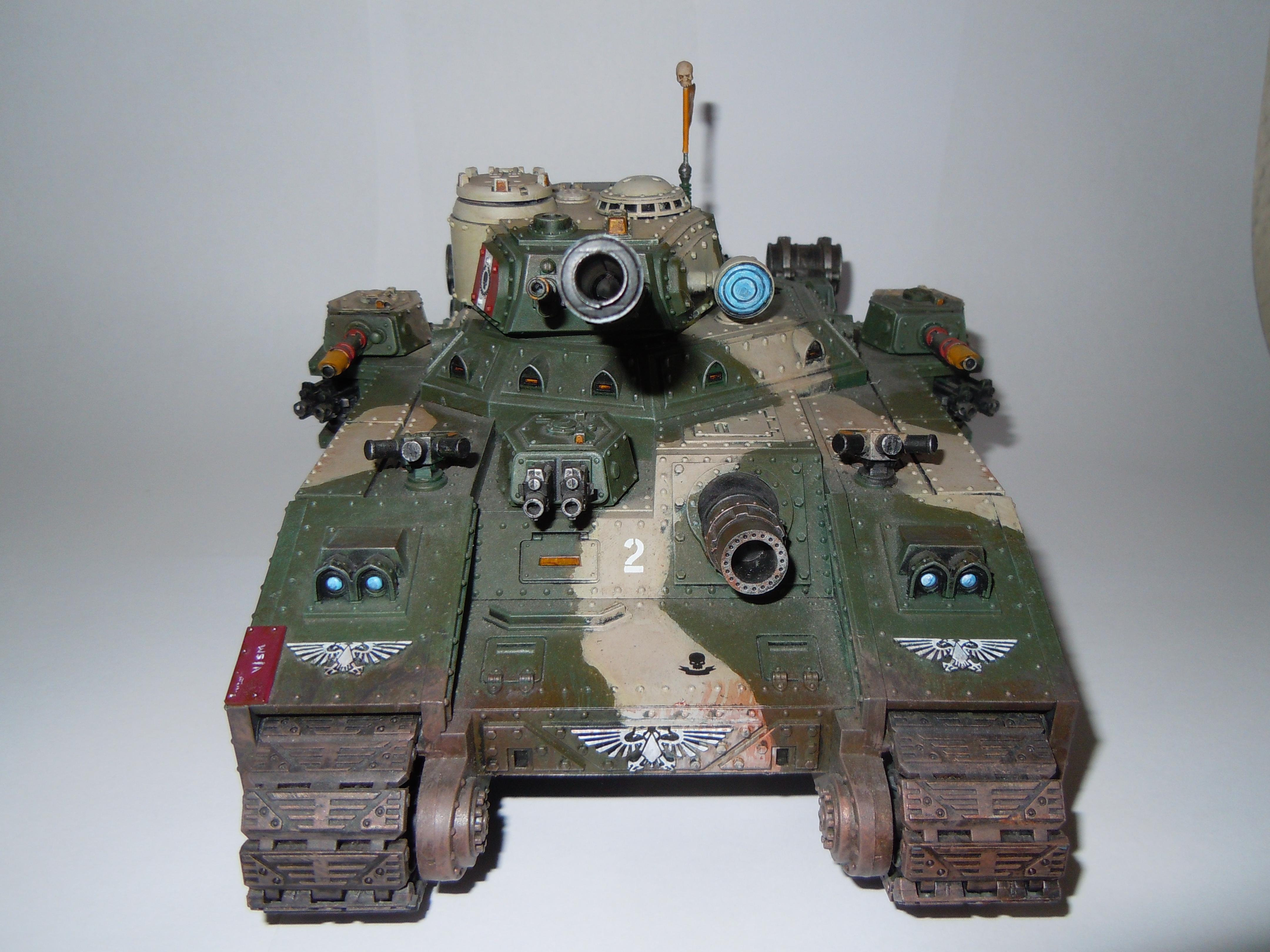 Baneblade, Imperial Guard, Super-heavy