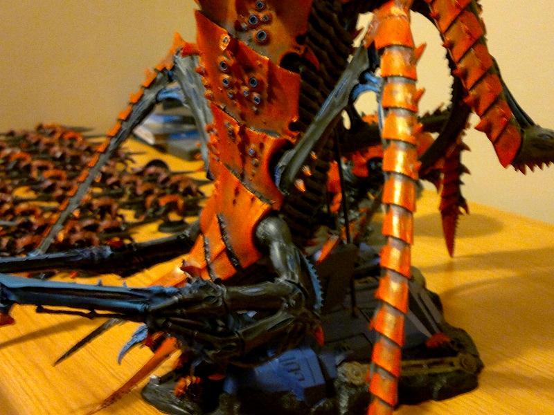 Bio-titan, Tyranid Bio Titan, Tyranid Super Heavy