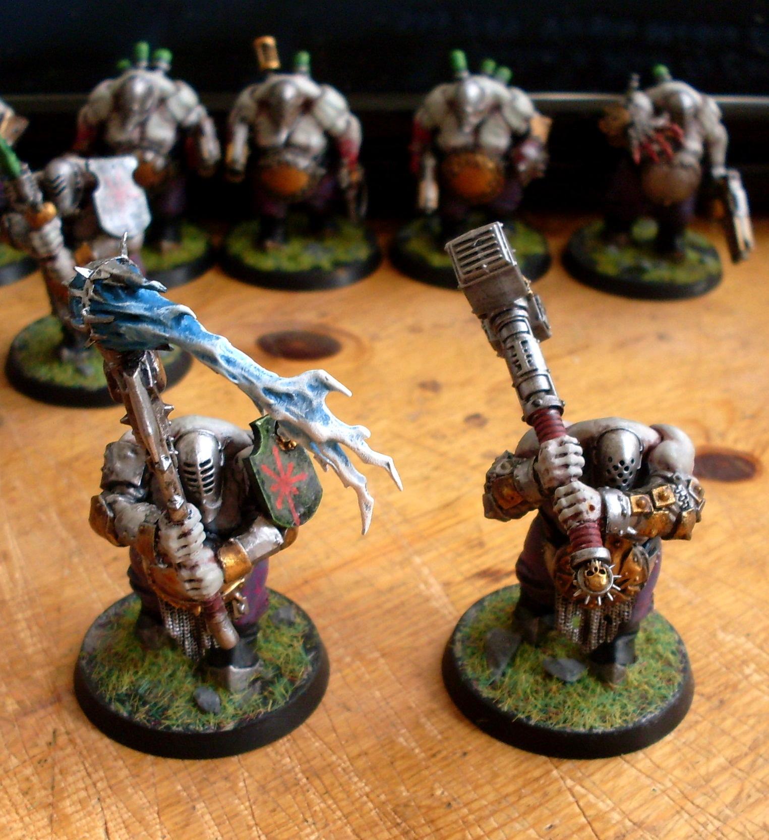 Chaos, Conversion, Ogryns, Warhammer 40,000