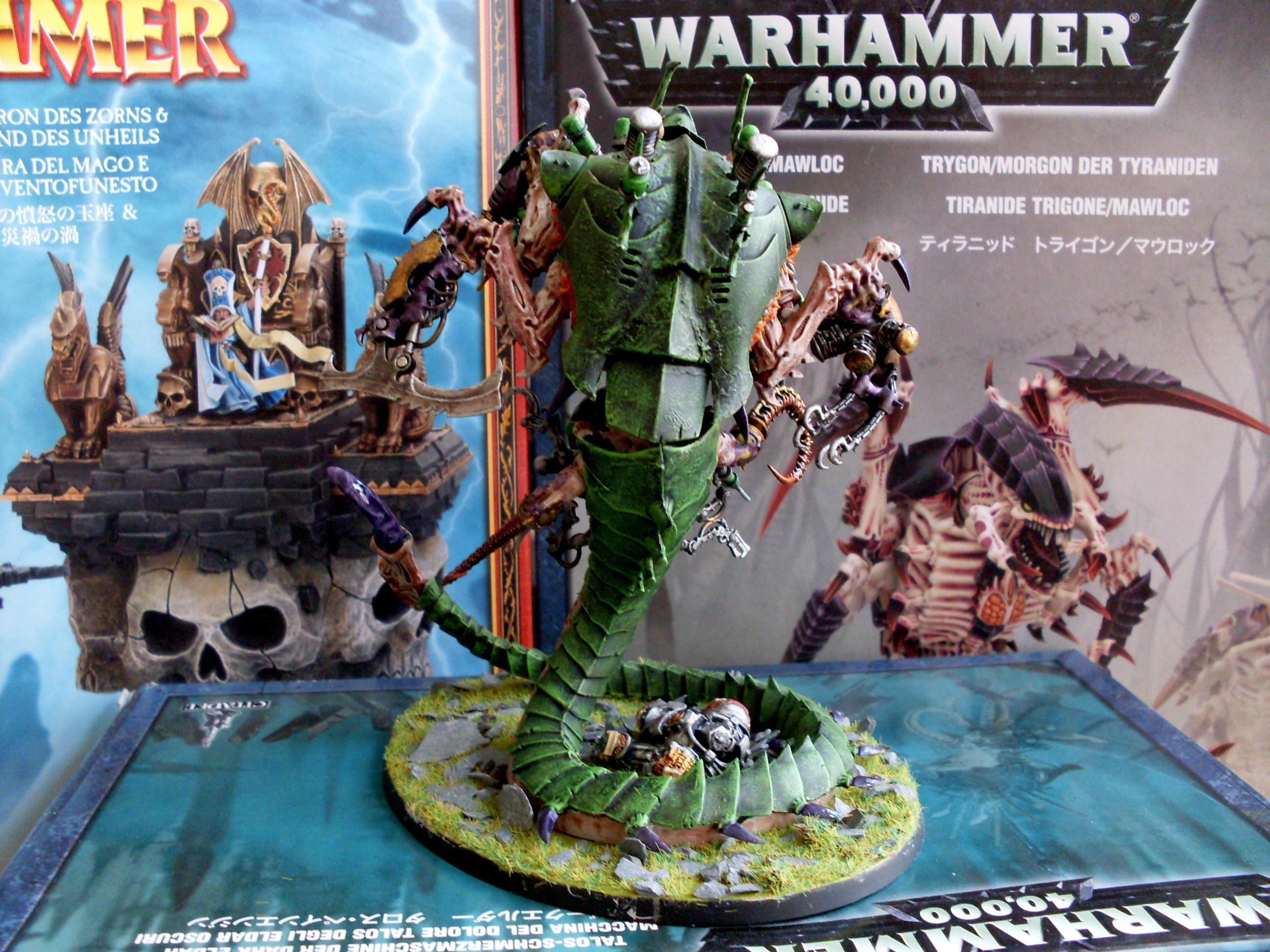 Chaos, Construct, Conversion, Warhammer 40,000
