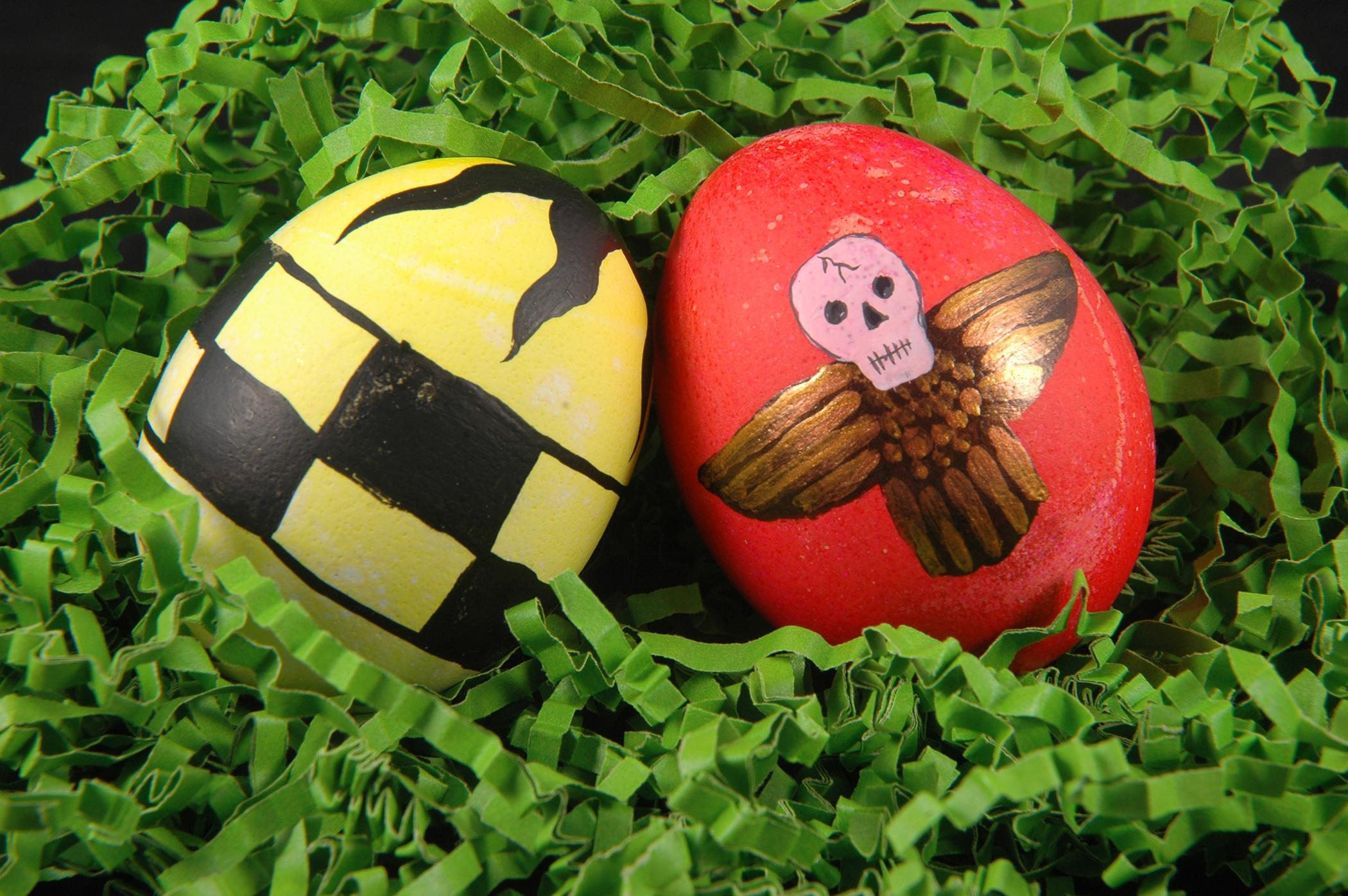 Easter, Eggs, Warhammer 40,000