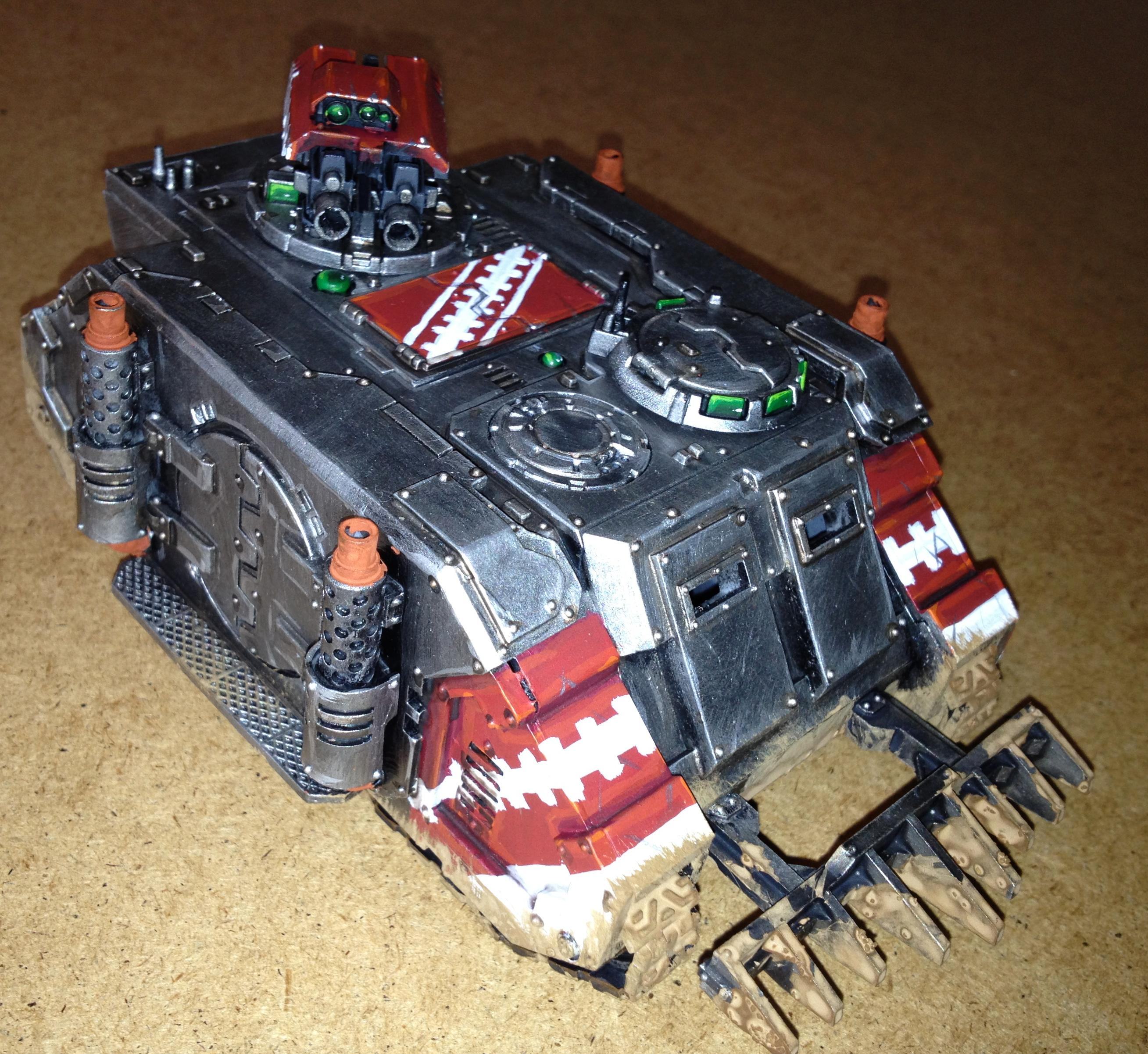 Daimos, Forge World, Grey Knights, Razorback, Rhino, Space Marines, Strike Squad