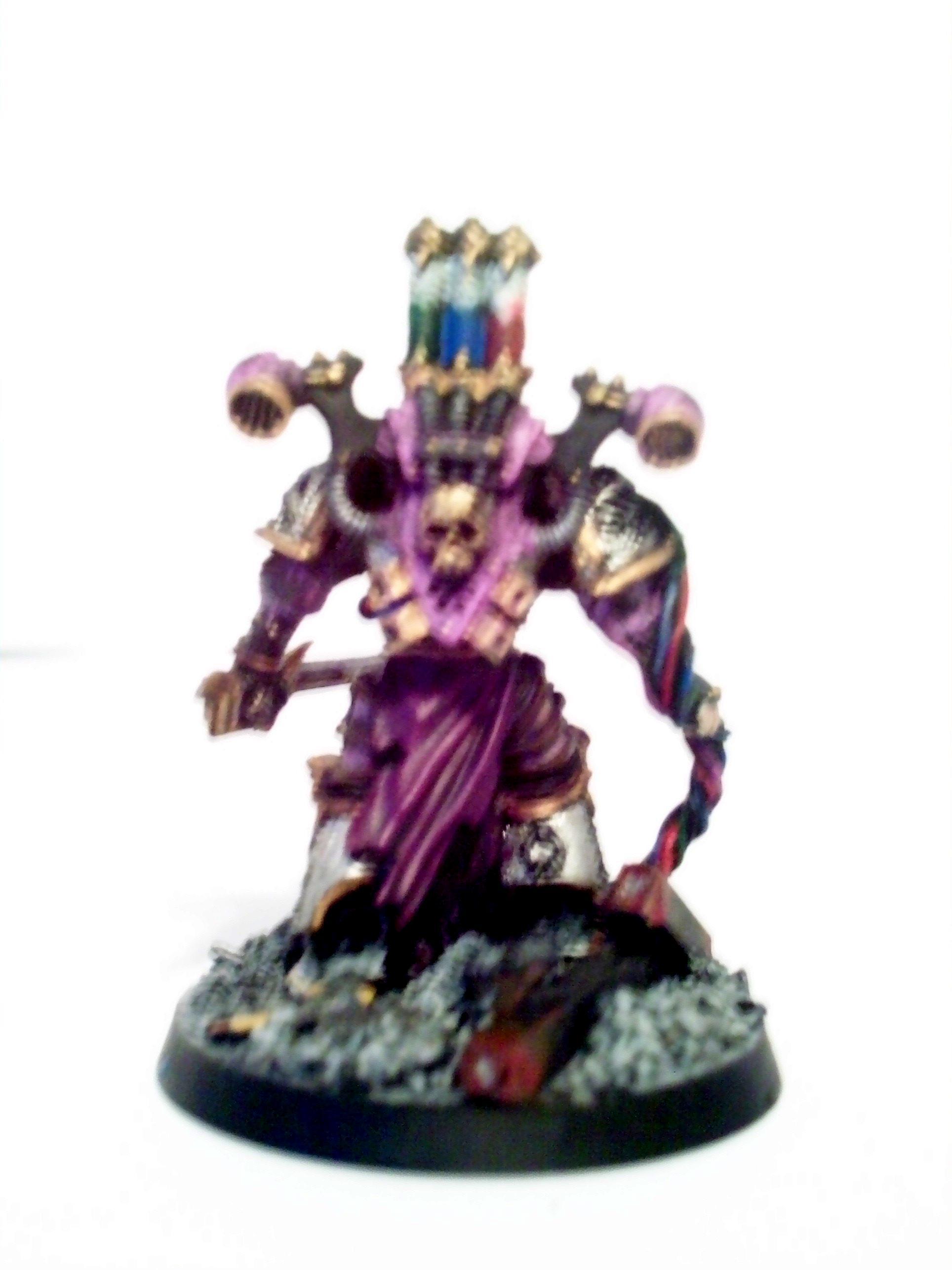 Ec, Emperor's Children, Lucius, Slaanesh