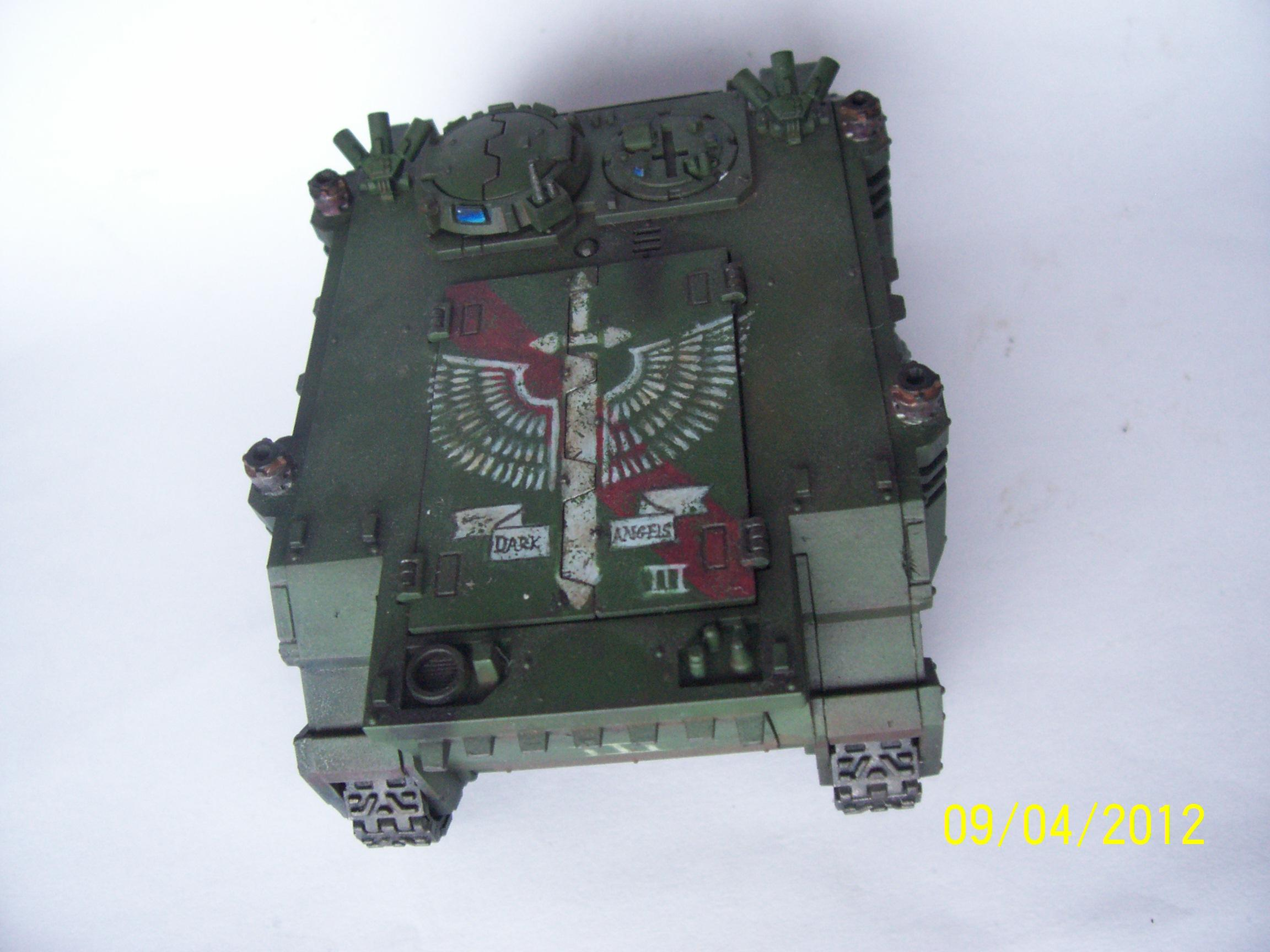 Dark Angels, Freehand, Rhino, Tank