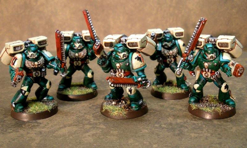 Dark Angels, Warhammer 40,000