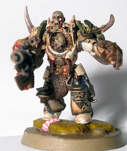 Chaos, Death Guard, Forge World, Heresy, Heresy Colors, Legion, Nurgle, Terminator Armor, Wash, Work In Progress
