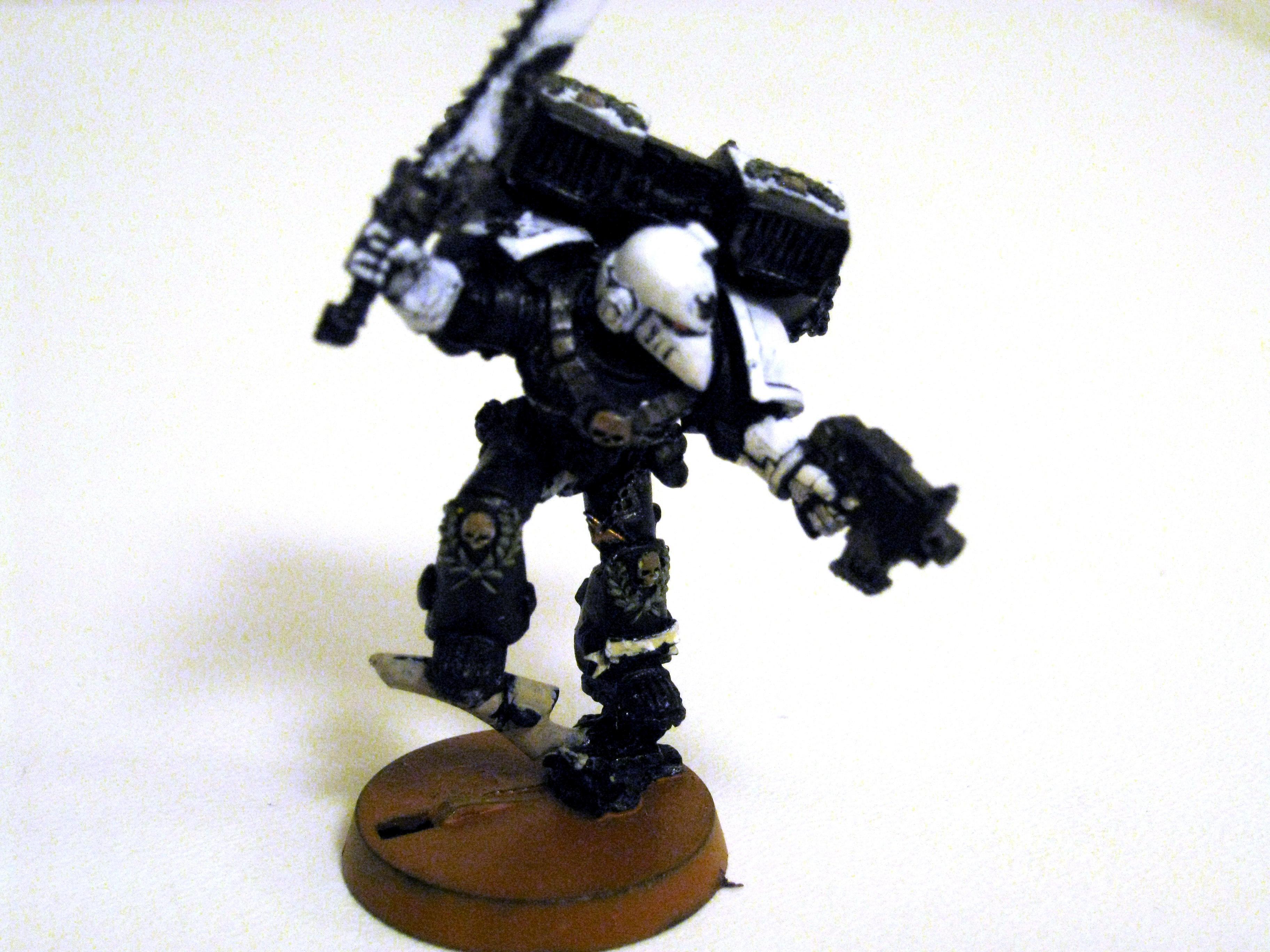 Raven Guard Vanguard Vet WIP