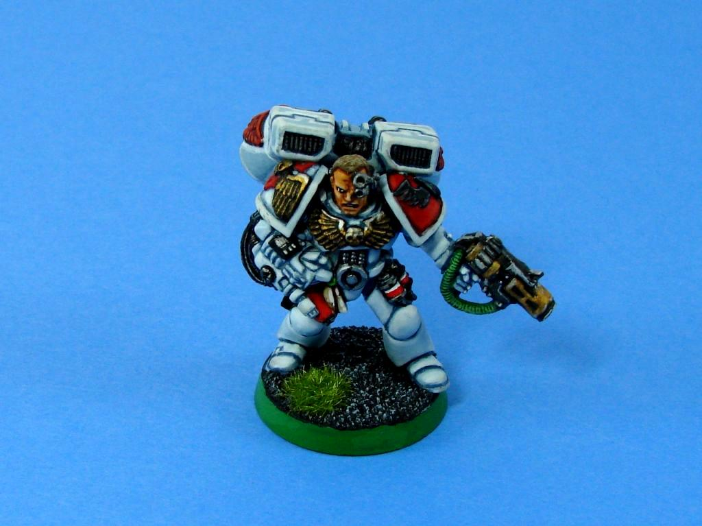 Apothecary, Blood Angels, Hard-liners, Infernus, Jump Pack, Sanguinary Priest, Warhammer 40,000