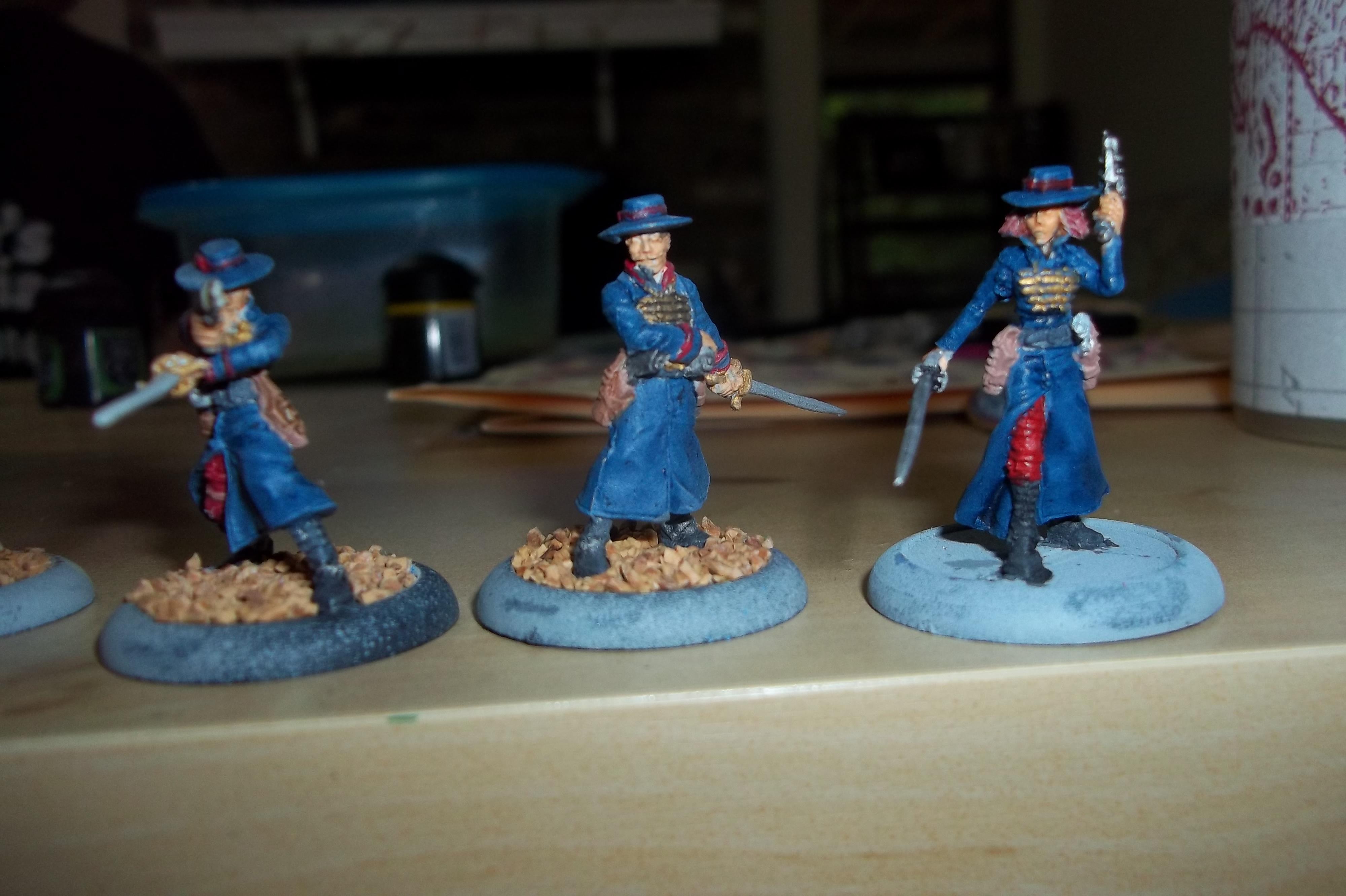 Malicaux, Guild Guards