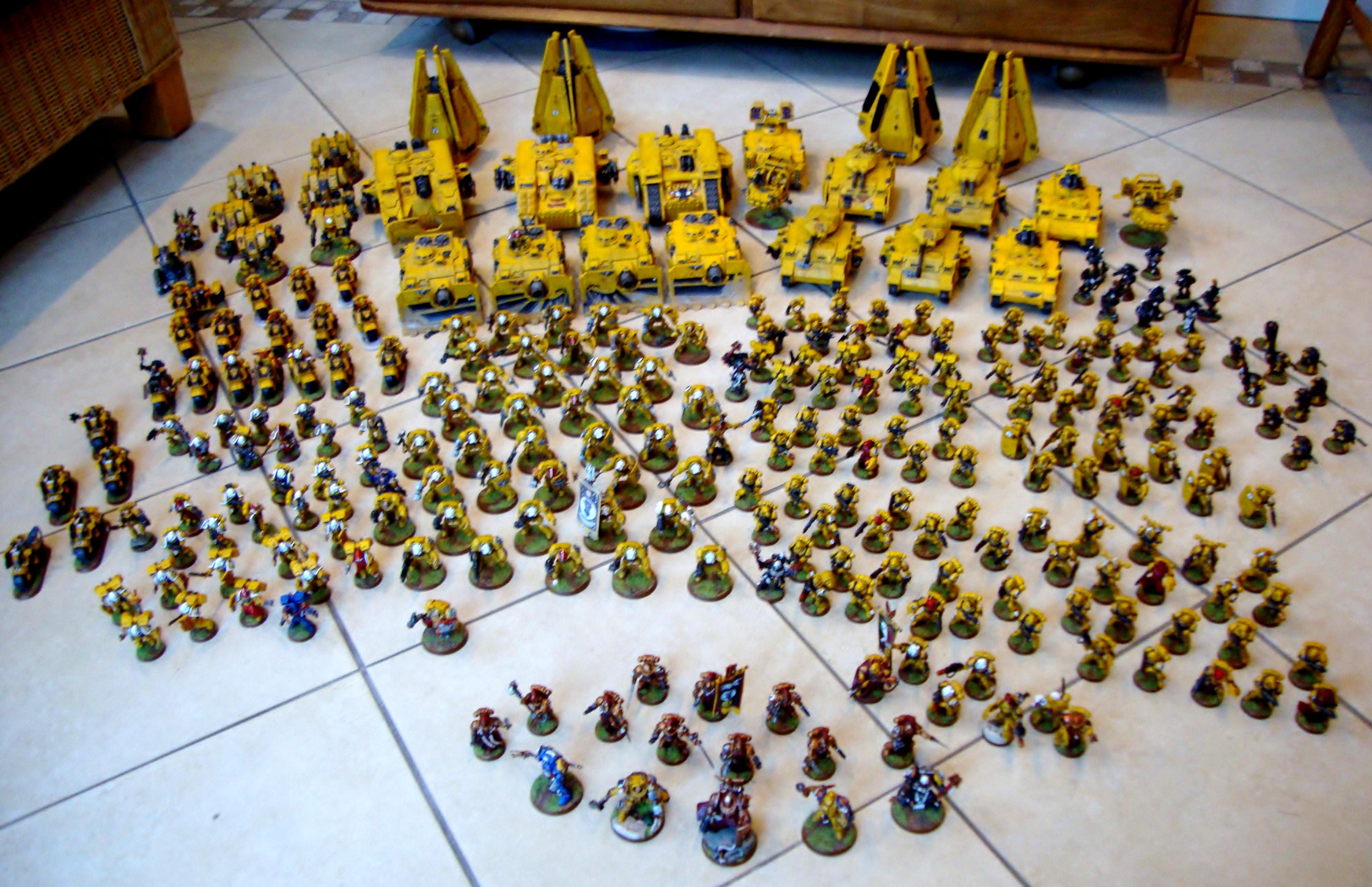 Apocalypse, Battle Force, Imperial Fists, Massive, Space Marines