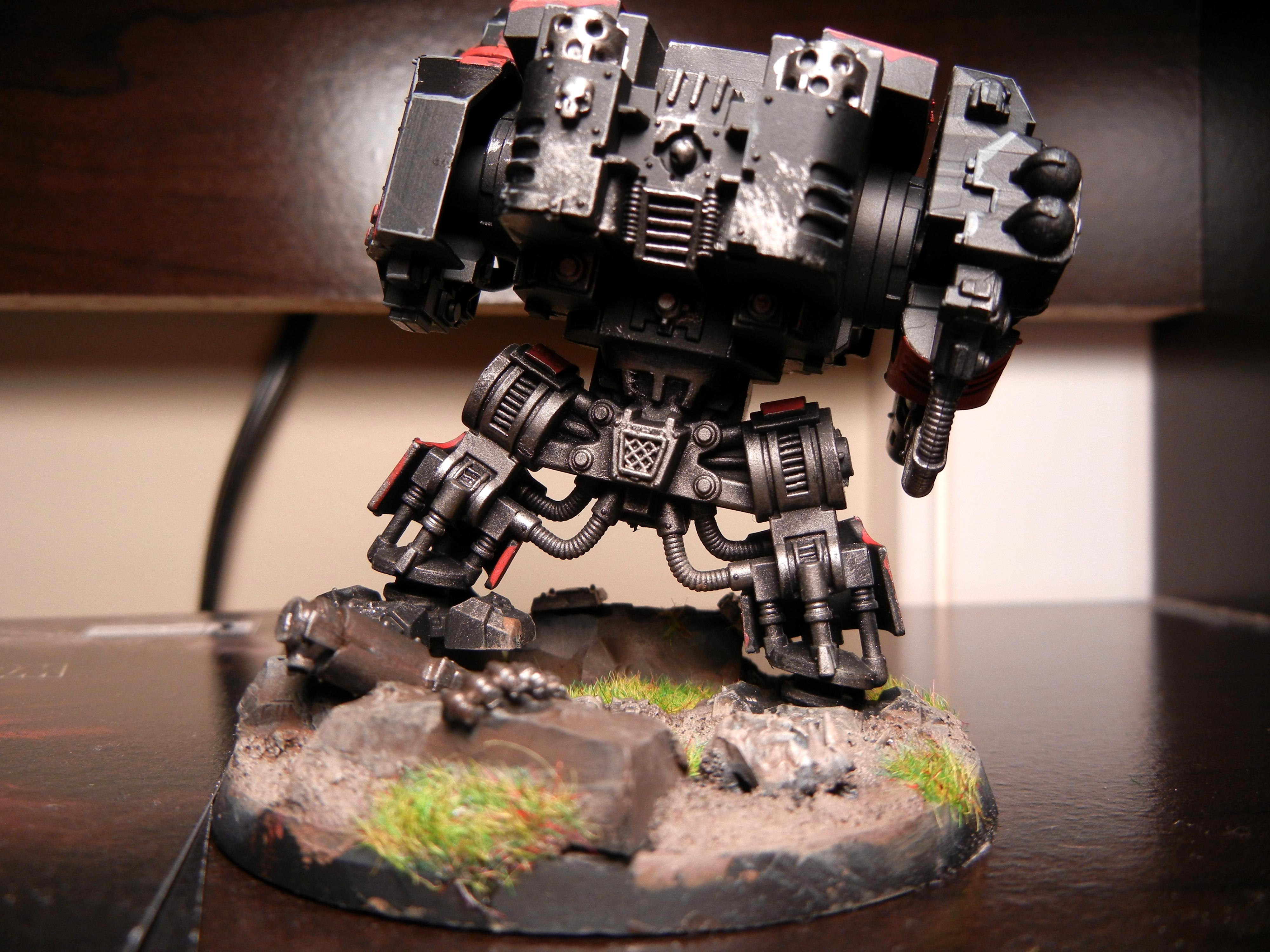 Chapter, Close Combat Weapon, Custom, Dreadnought, Multimelta, Space, Space Marines