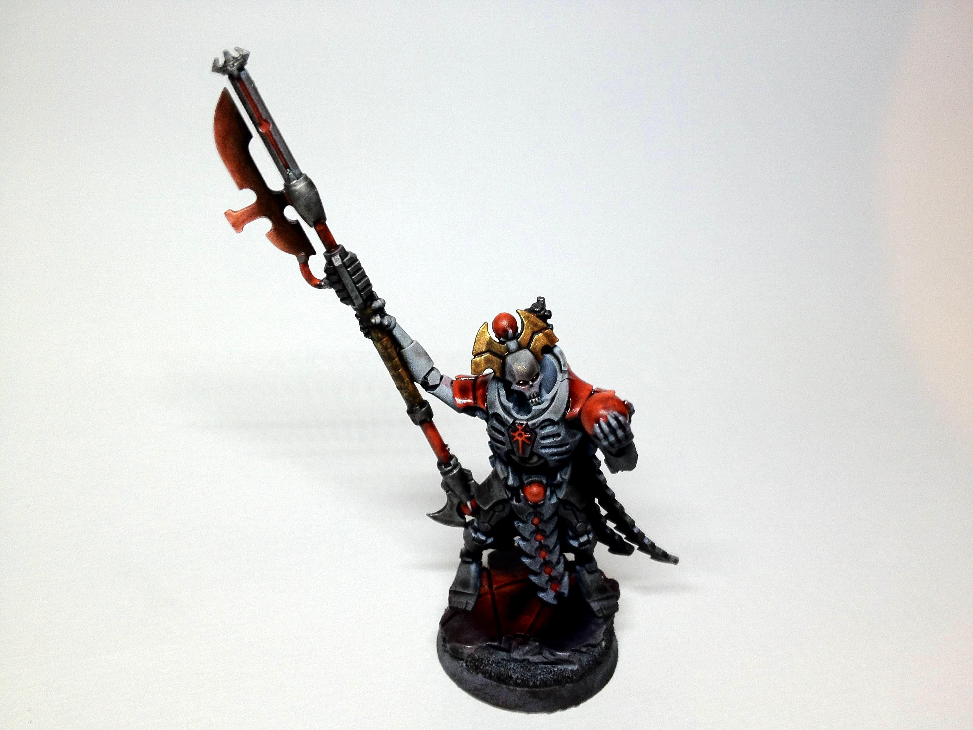 Necrons, Necron Lord