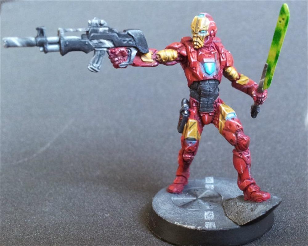 Infinity, Iron Man, Infinity Entrant 27