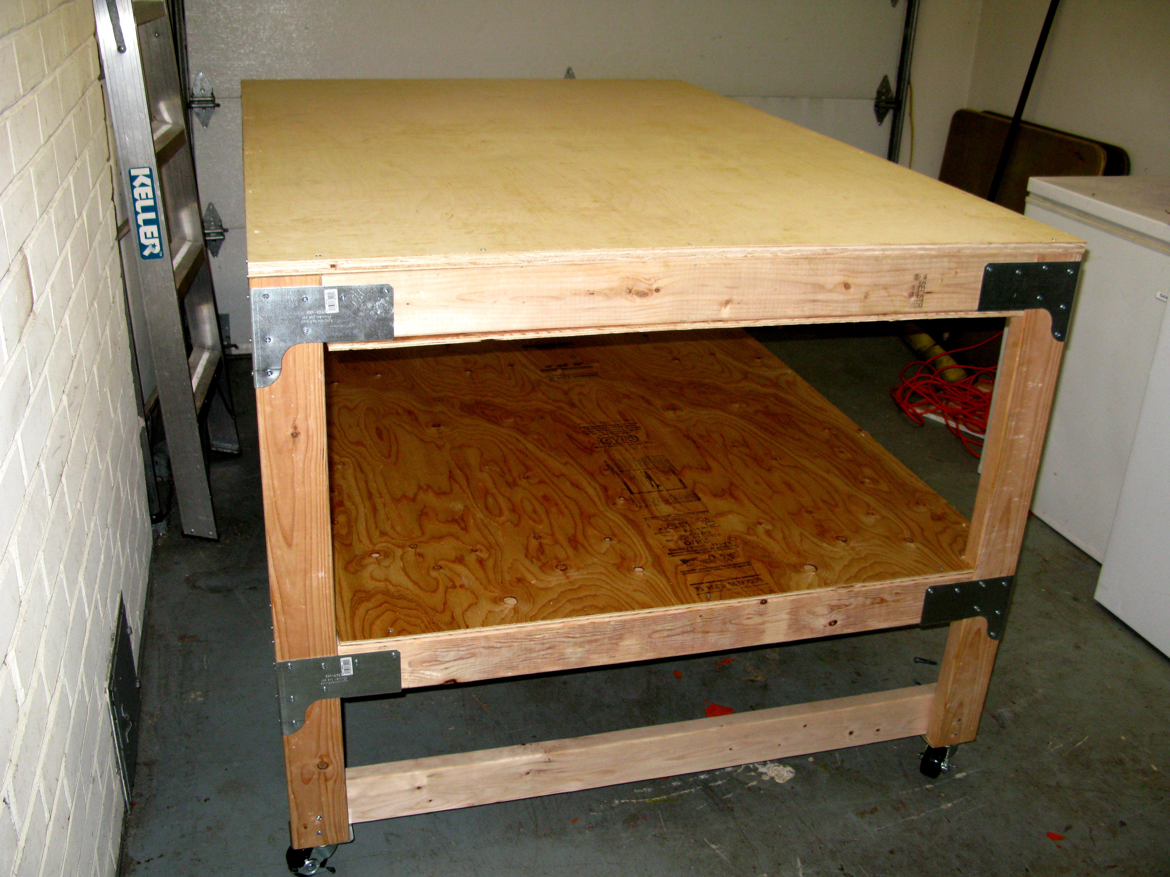 Do-it-yourself, Game Table, Wargaming Table