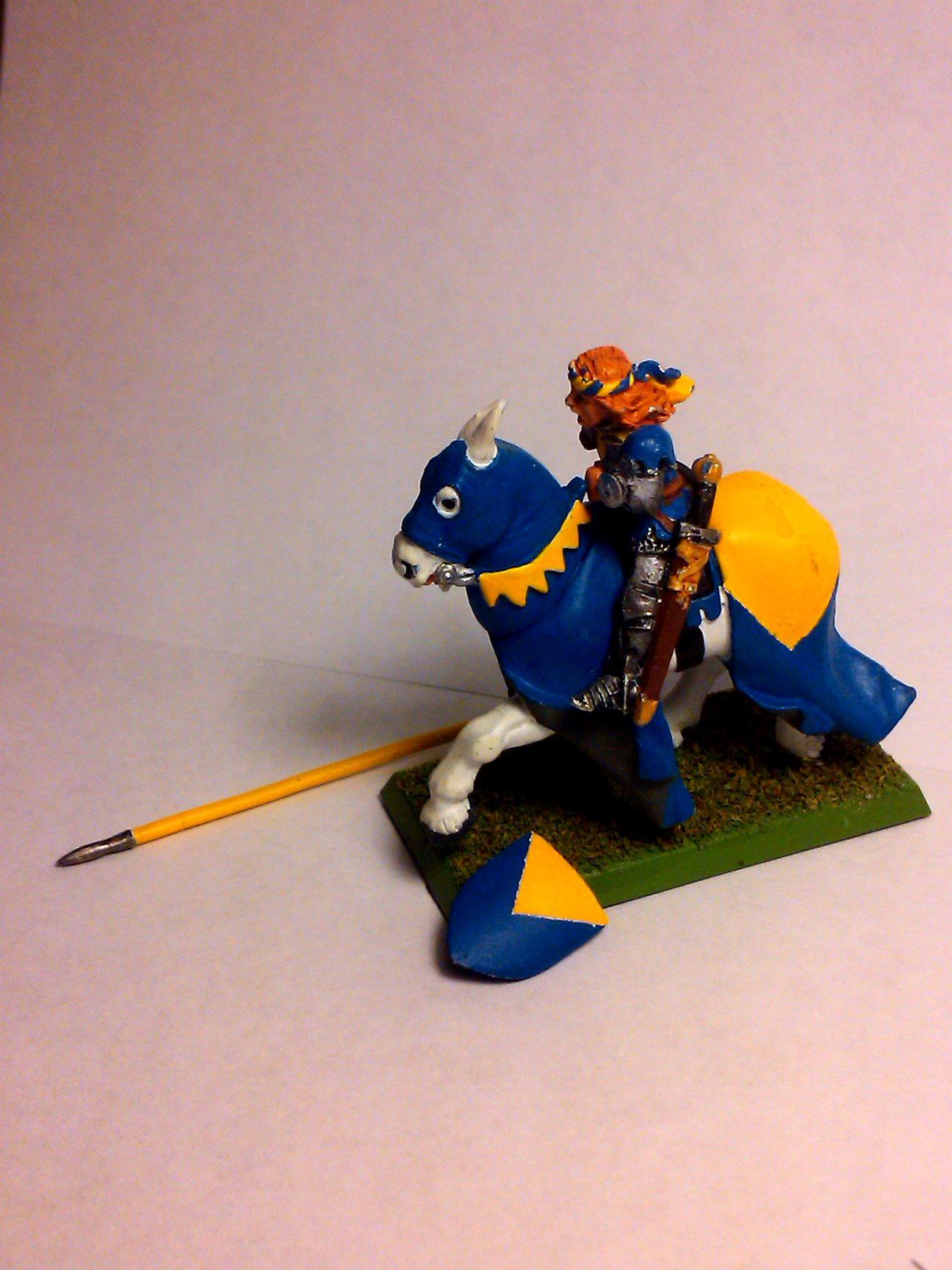 Archers, Bretonnians, Build, Grail, Hobby, Knights, Men At Arms, Painting, Peasant, Pegasus, Warhammer Fantasy, Wf