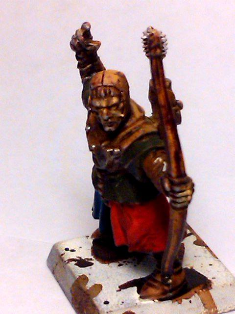 Archers, Bretonnians, Build, Grail, Hobby, Knights, Men At Arms, Painting, Peasant, Pegasus, Warhammer Fantasy, Wf
