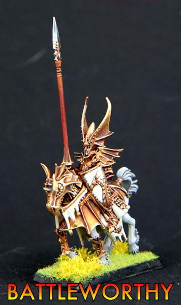 Battleworthy Dragon Prince