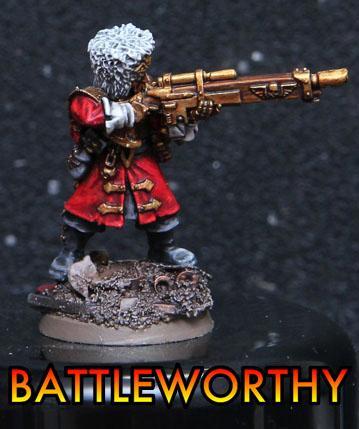 Battleworthy Vostroyan
