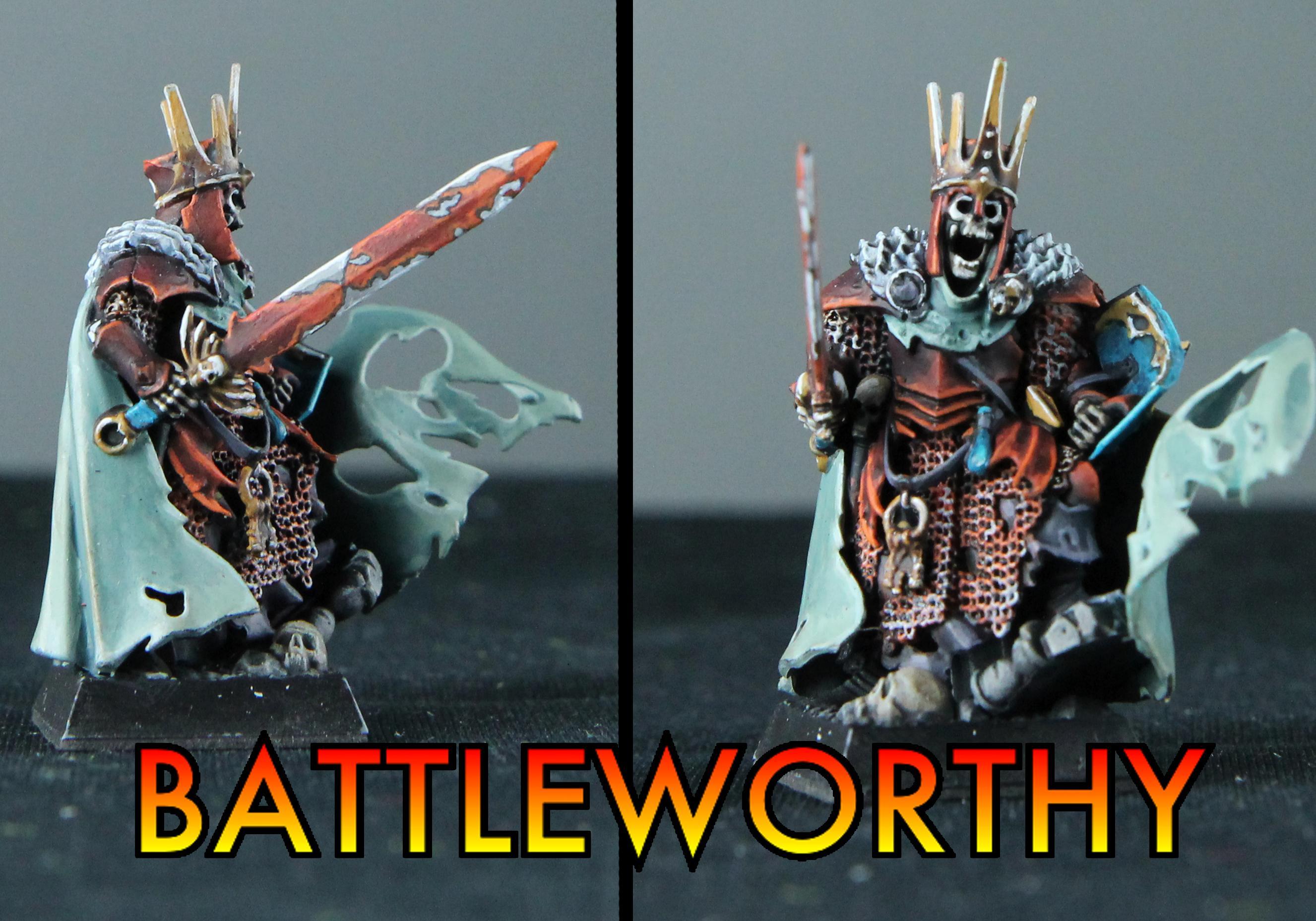 Battleworthy Wight King