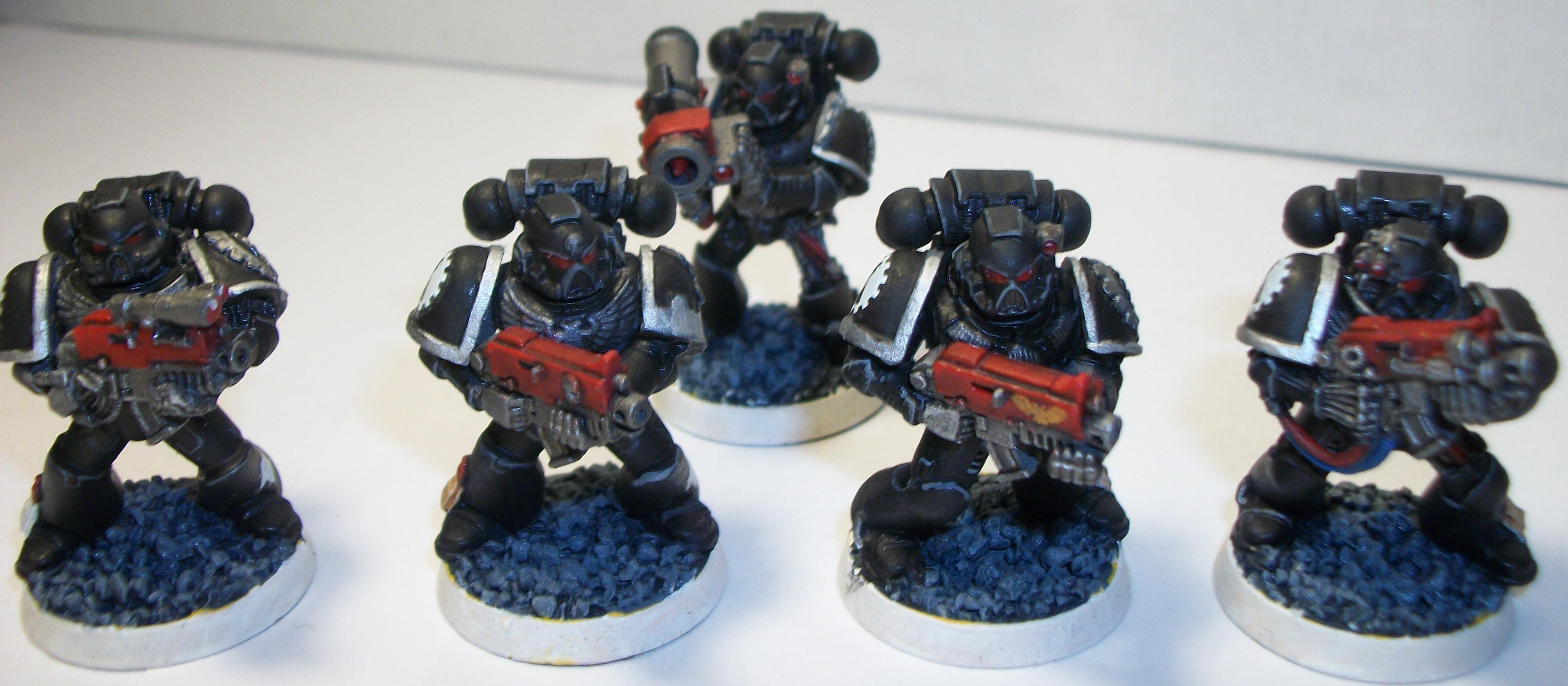 Iron Hand, Space Marines, Tactical Squad