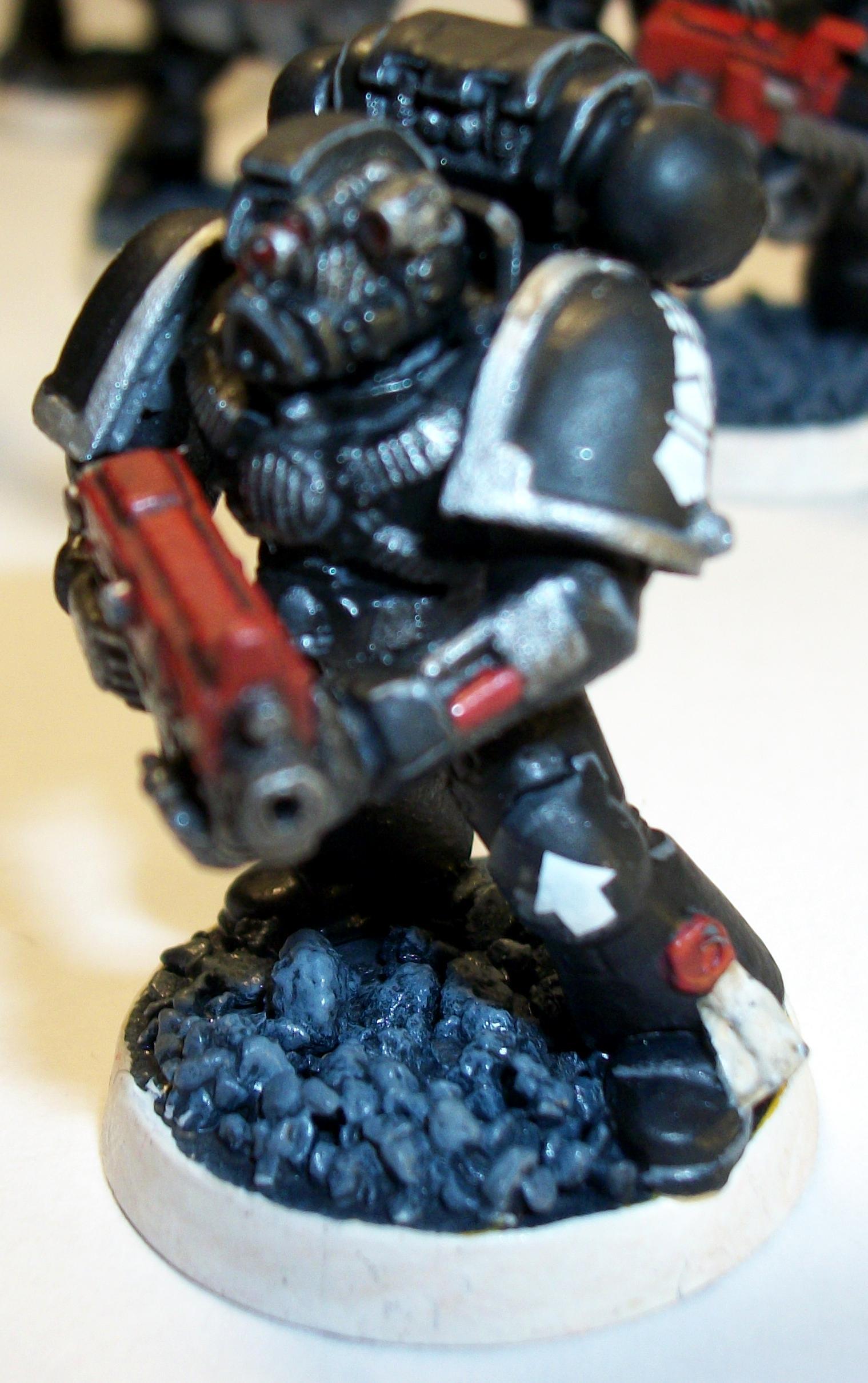 Bionics, Space Marines, Tactical