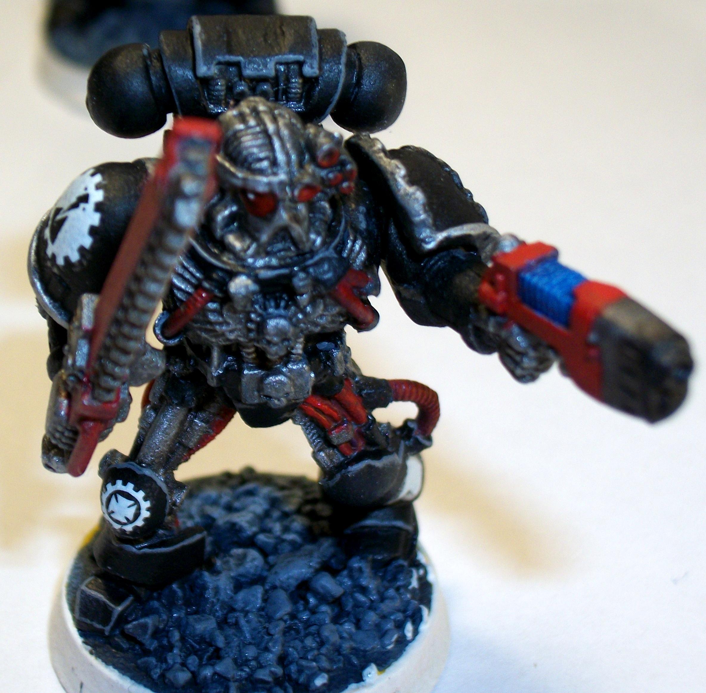 Plasma Sergeant TS2