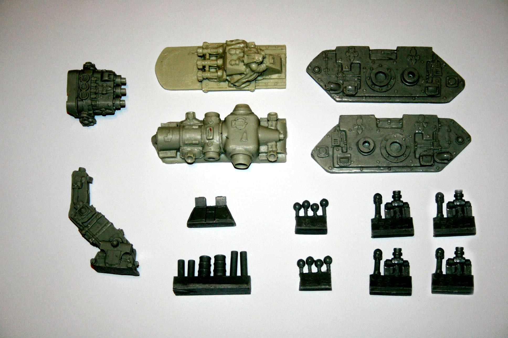 Assembly, Cataphiratchi, Guard, Imepial, Irradiator, Sub, Tank, Warhammer 40,000