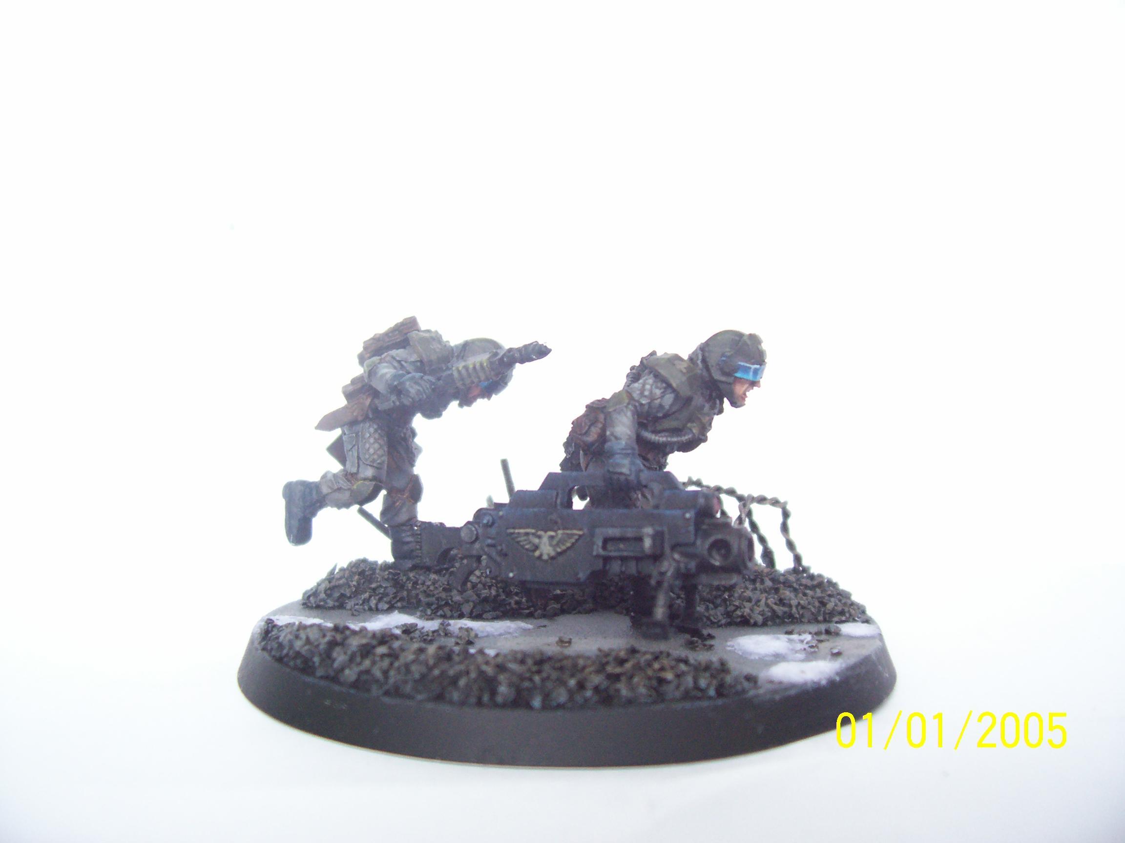Elysian, Elysian Drop Troops, Elysians, Guardsmen, Heavy Bolter, Lasgun, Warhammer 40,000