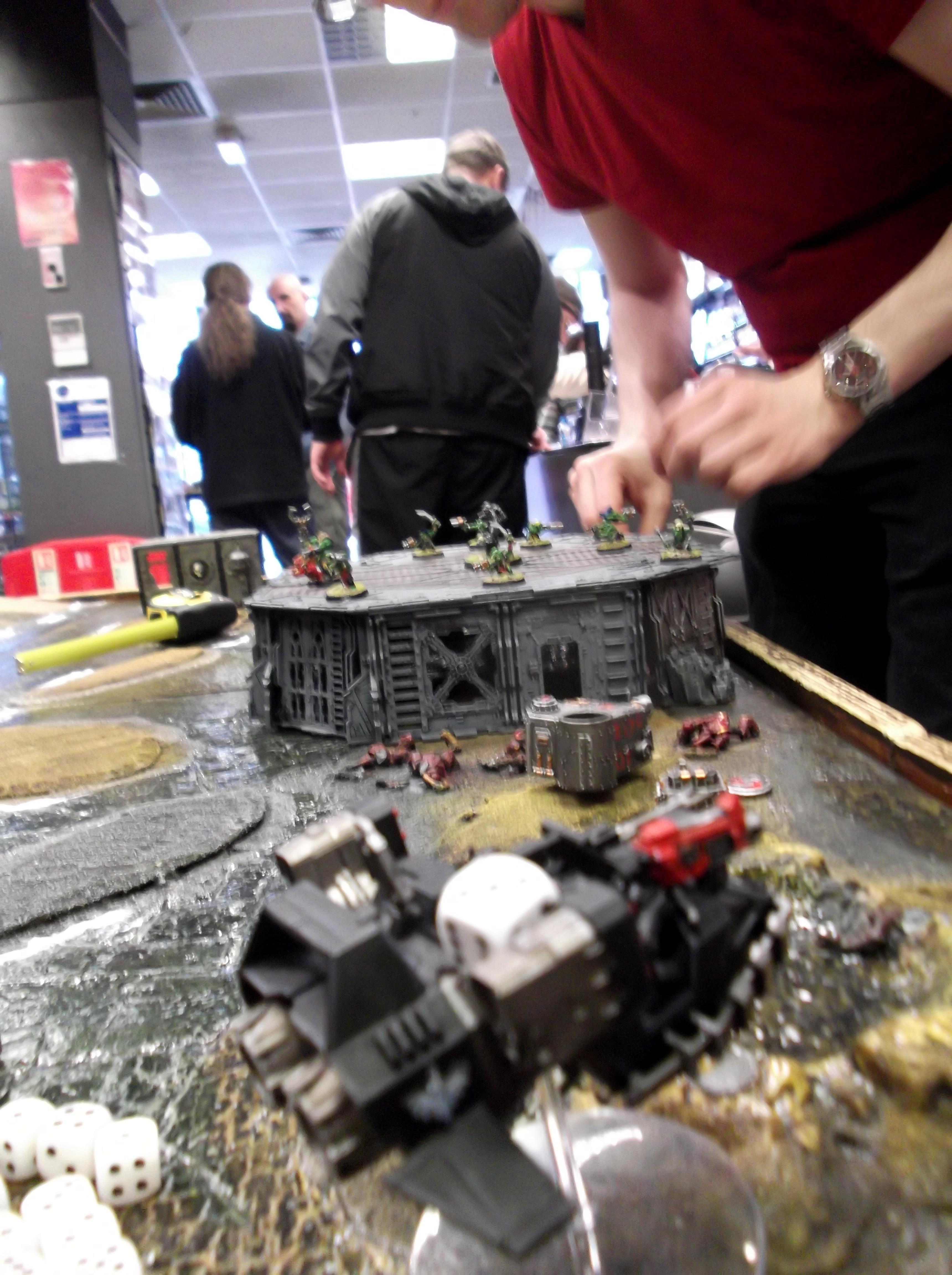 Deathwing, Orks, Waaagh, Warhammer 40,000