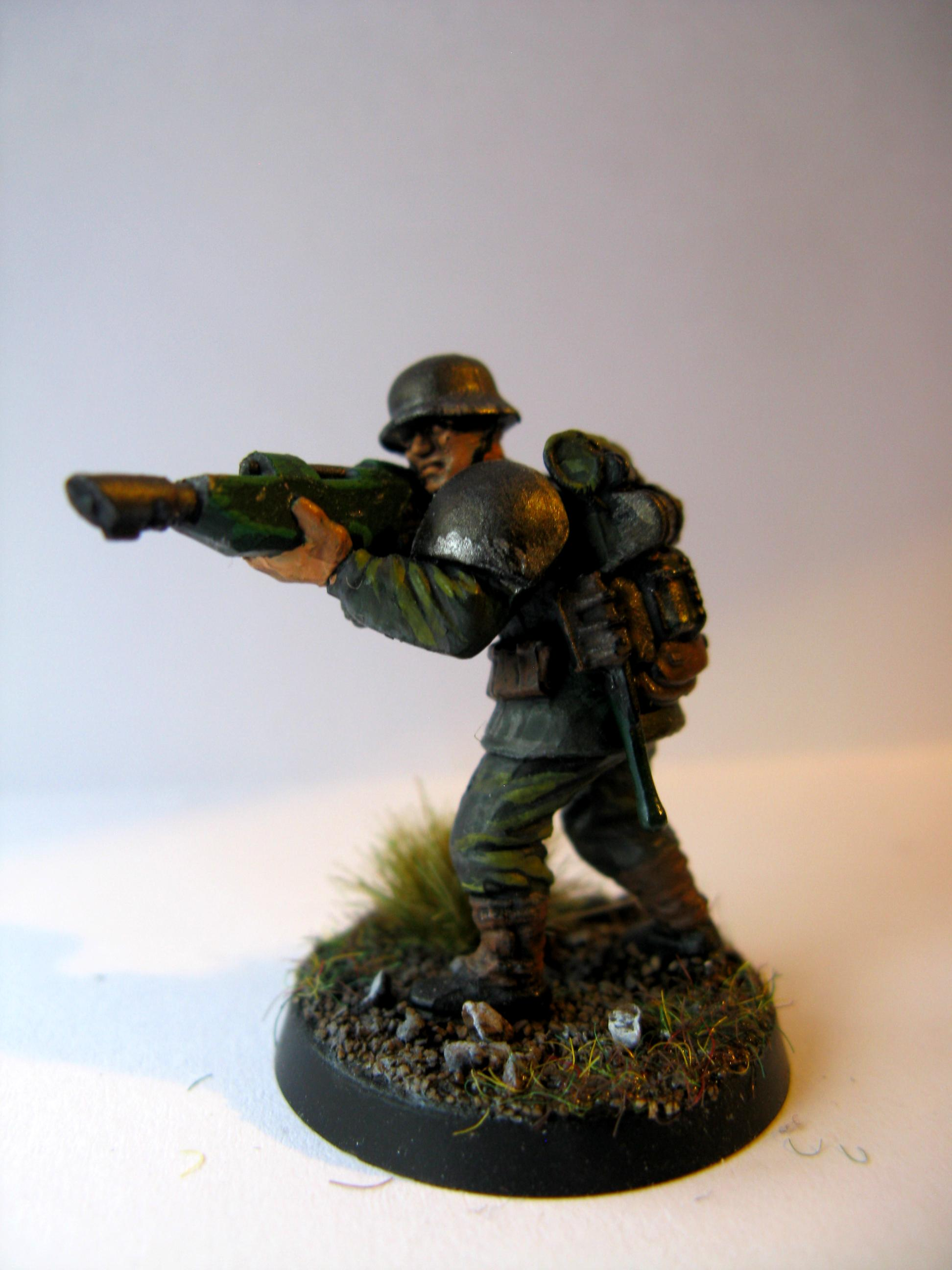 Conversion, Imperial Guard, Infantry, Theme, Wermacht, World War 2