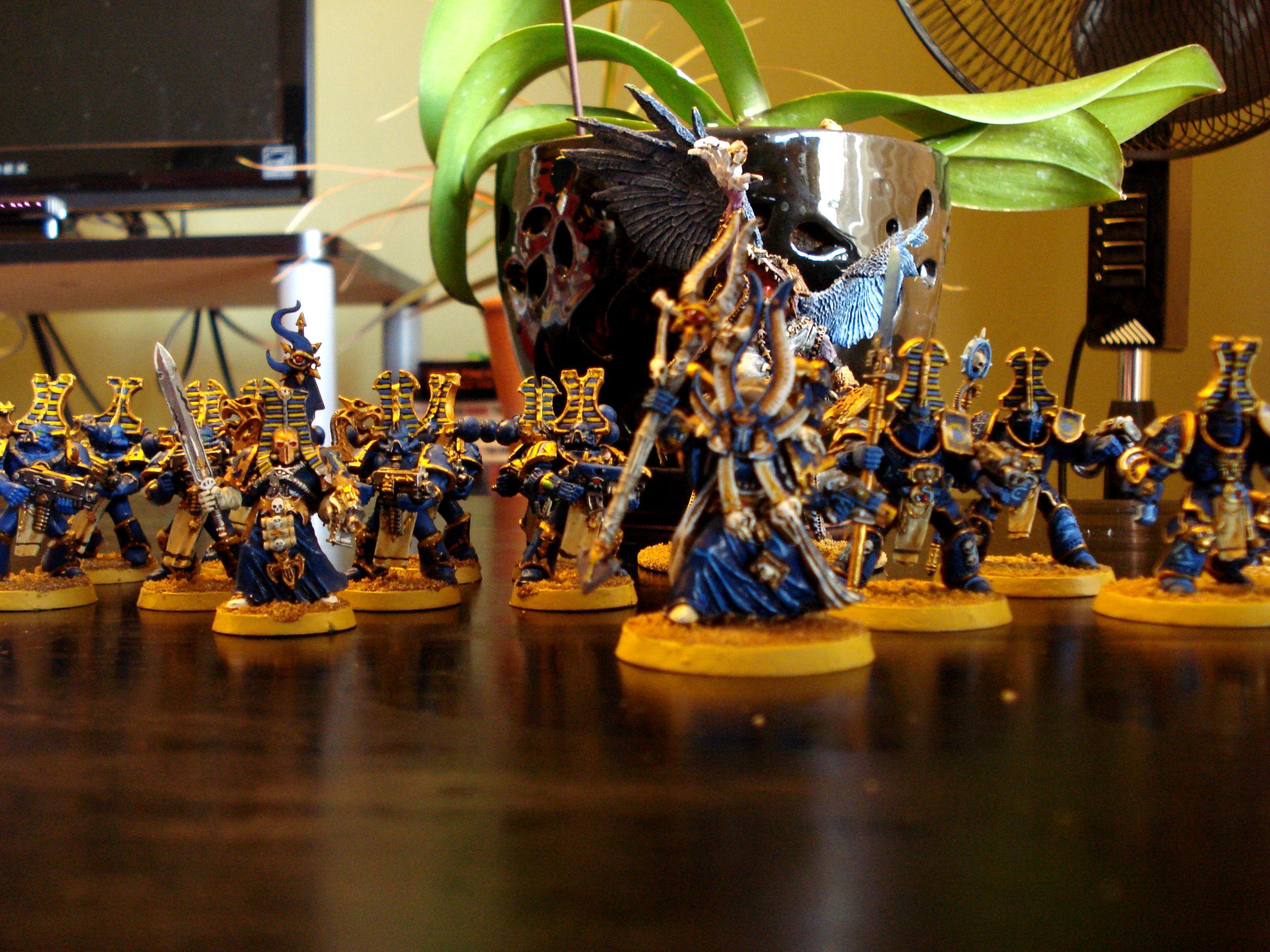 Thousand Sons, Tzeentch