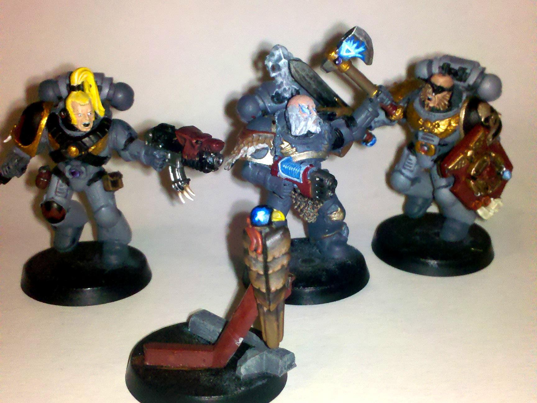 Grey, Guard, Hunter, Priest, Rune, Wolf