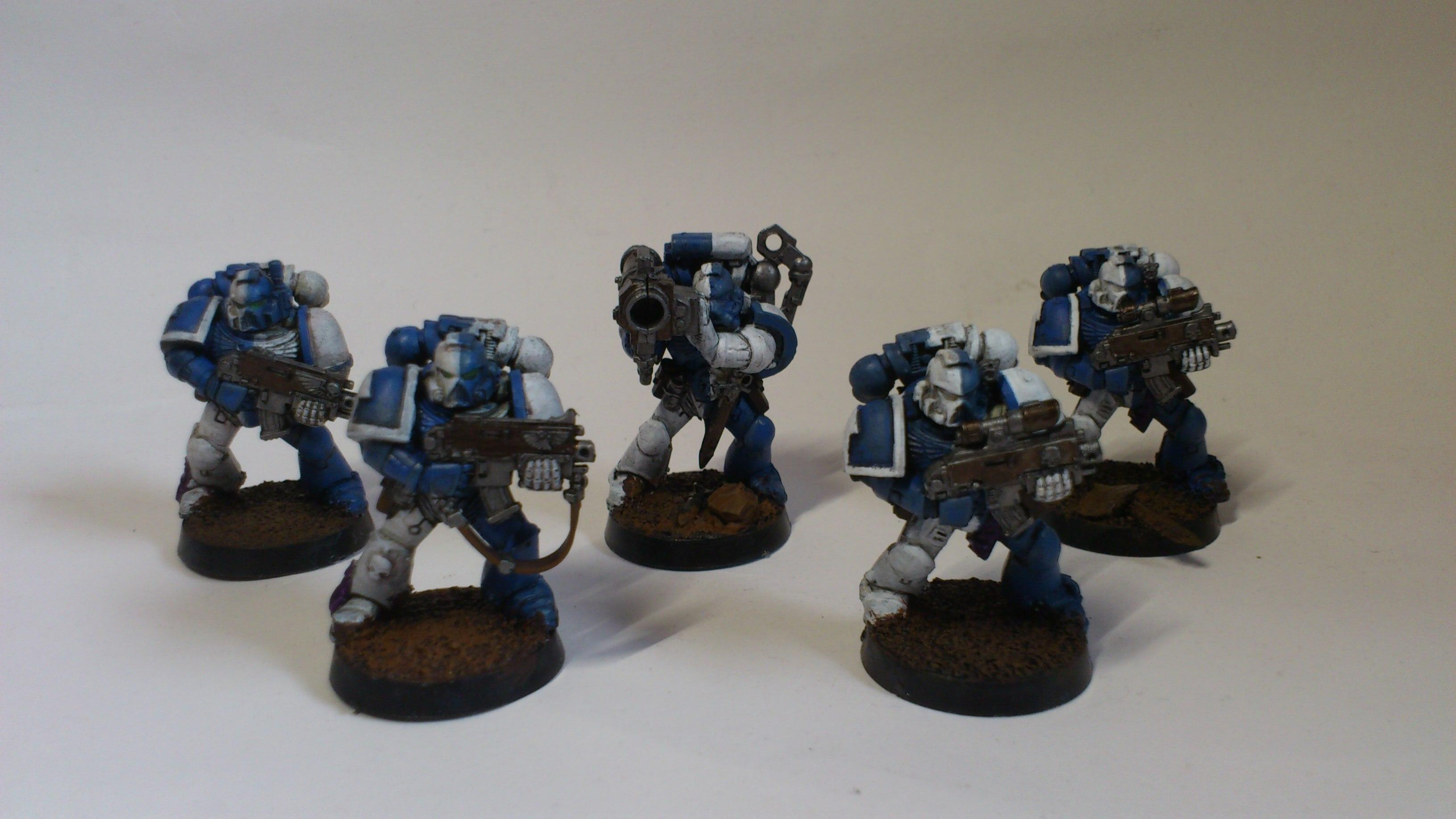 Nova Marines, Space Marines, Tactical