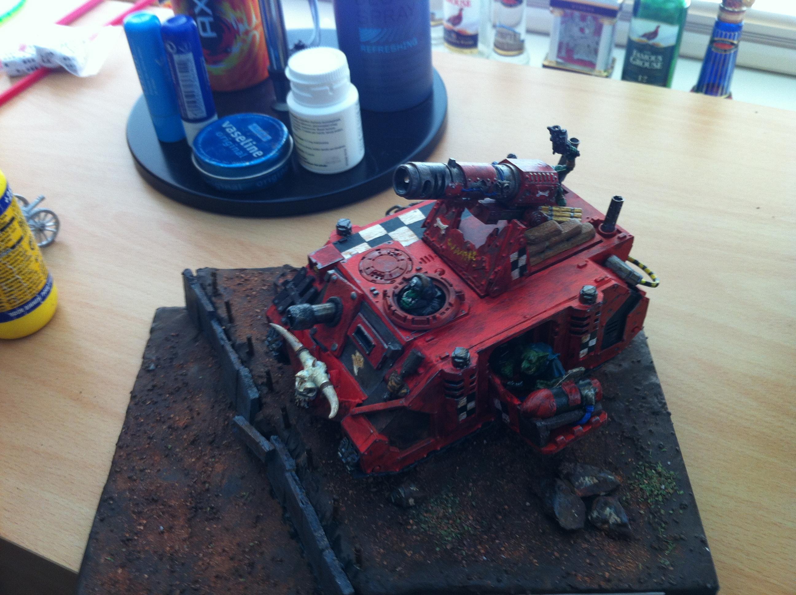Ork Tank