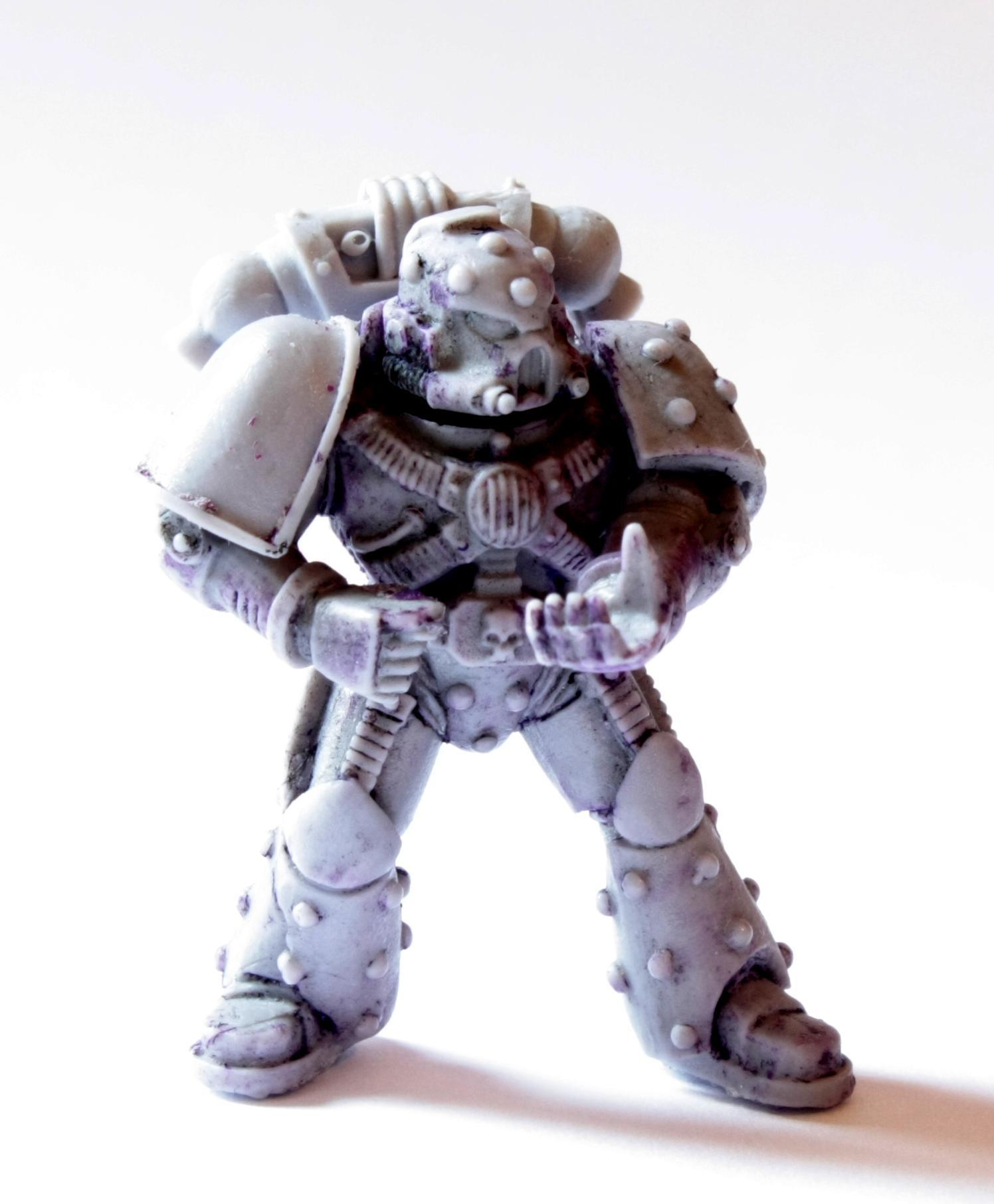 Chaos Space Marines, Ec, Emperor's Children, Slaanesh, Space Marines