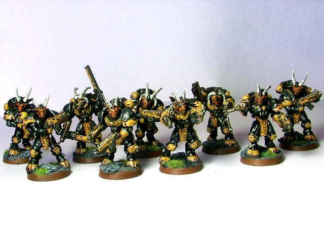 Beastmen, Fang, Herdstone, Long, Servo, Skull, Space, Space Marines, Warhammer 40,000