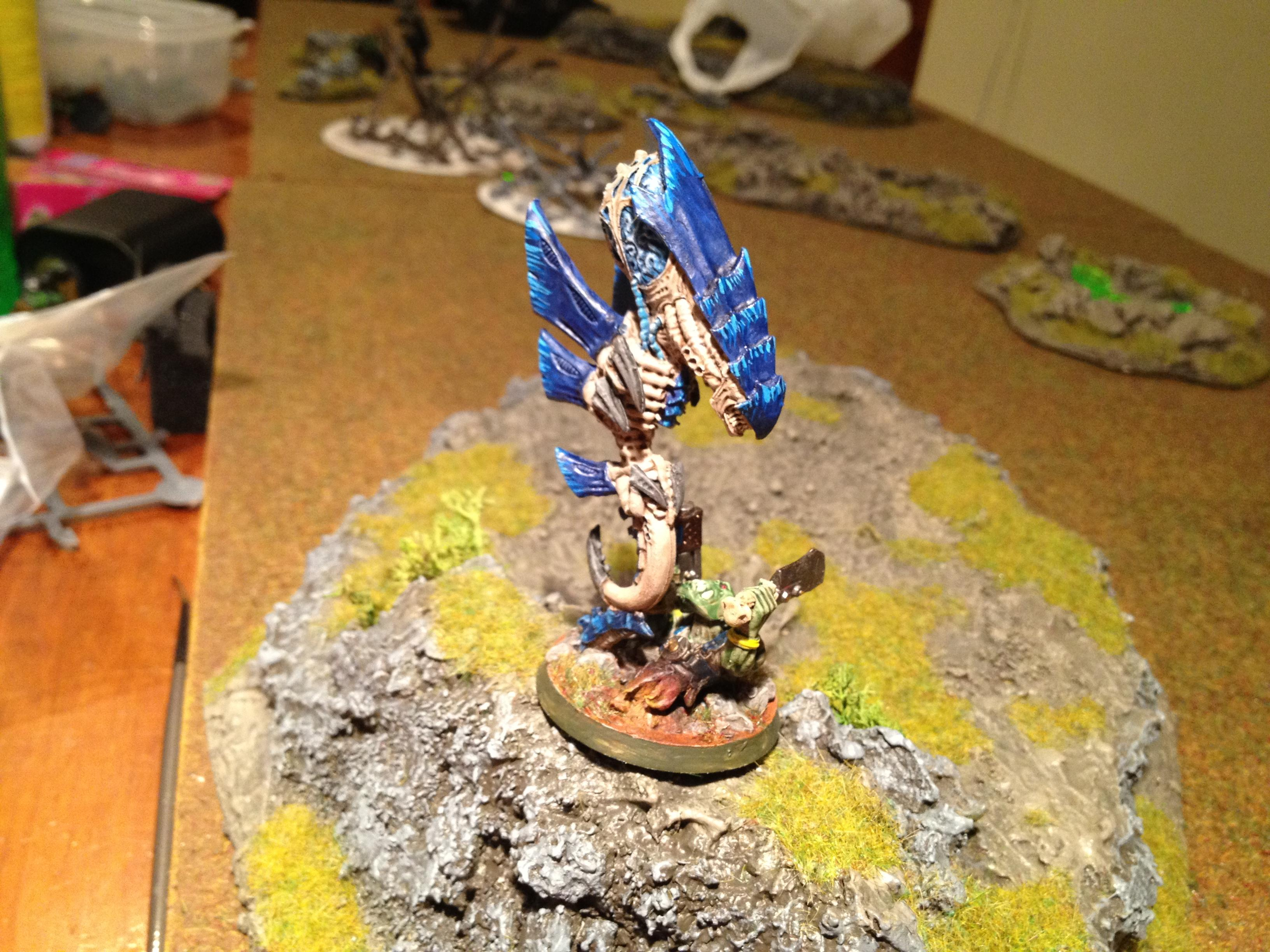 Tyranids, Warhammer 40,000, Warhammer Fantasy