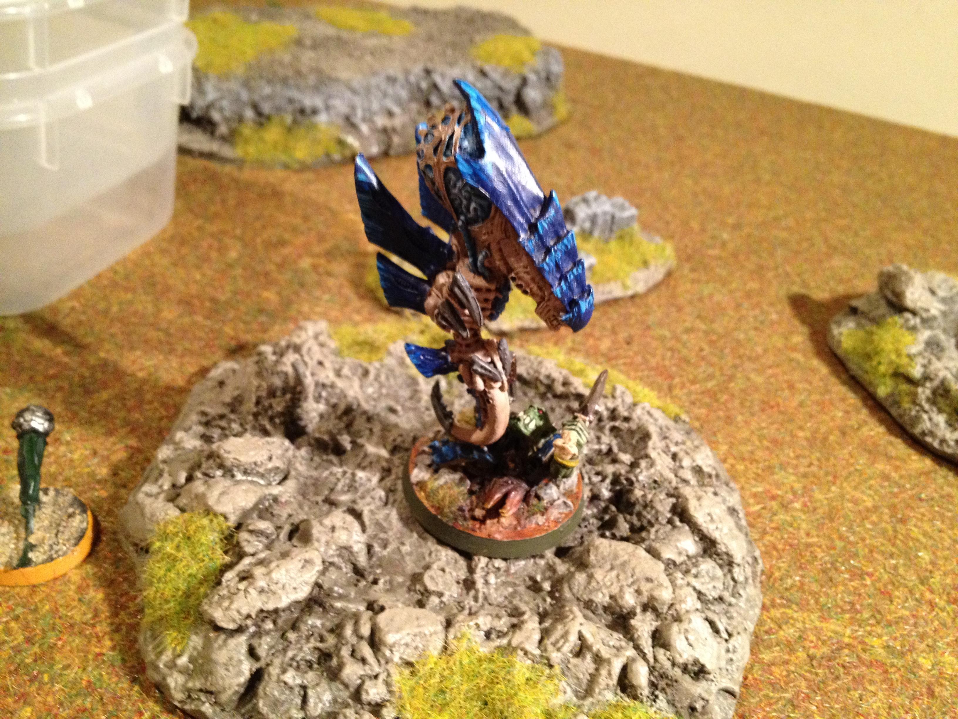 Zoanthrope Hive fleet BLUEhemoth
