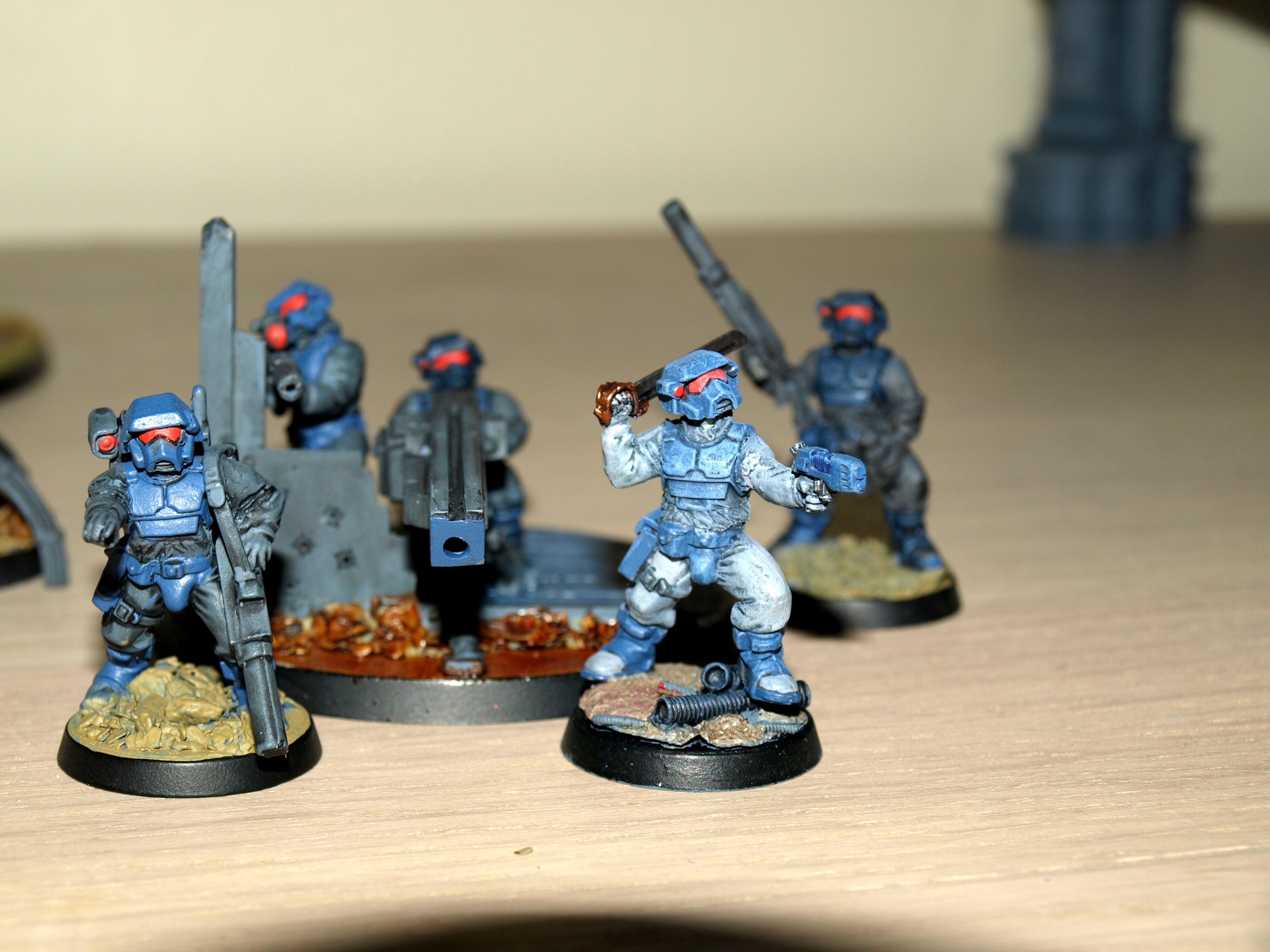 Conversion, Imperial Guard, Imperial Guard Conversions, Veteran