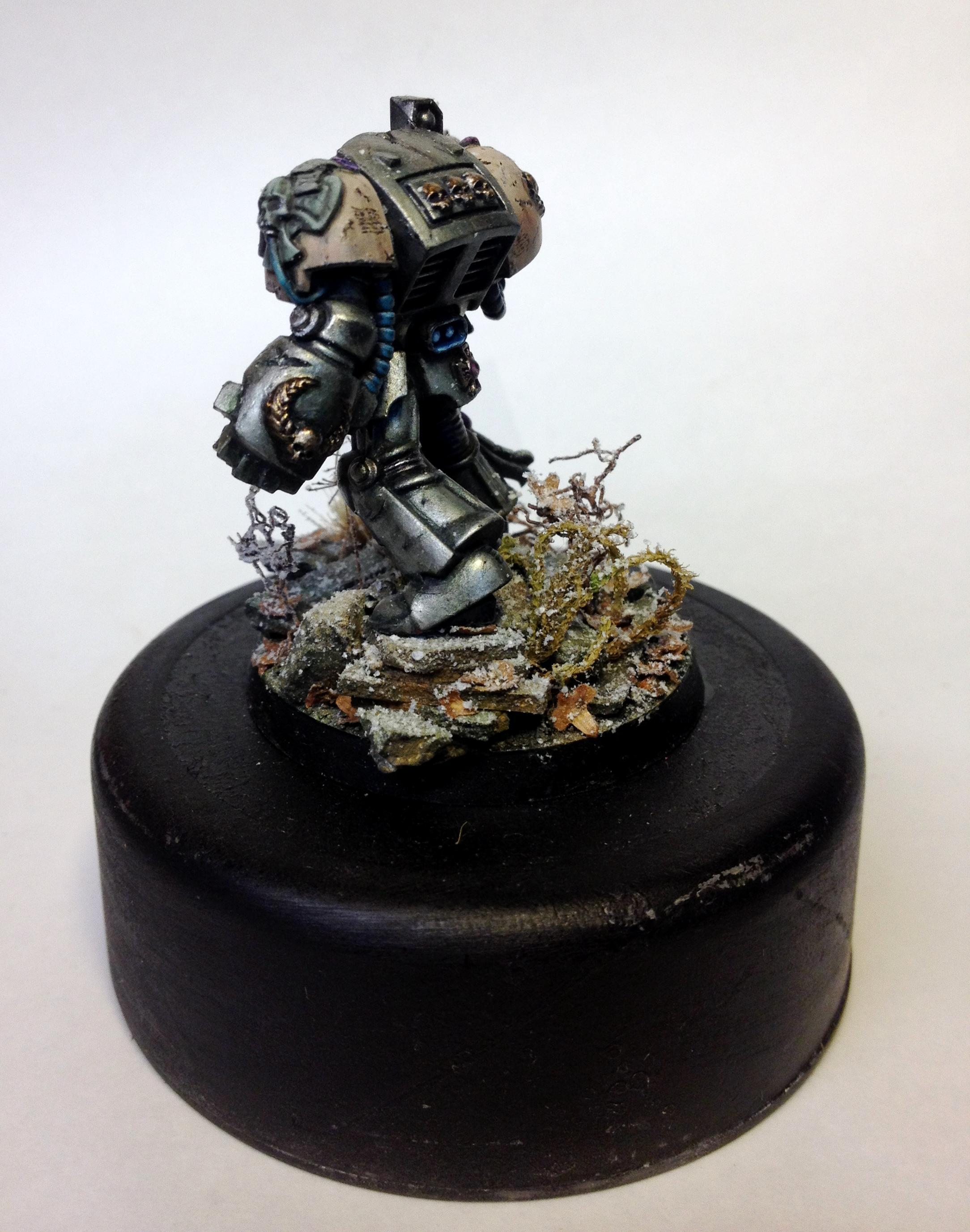 Space Marines, Terminator Armor